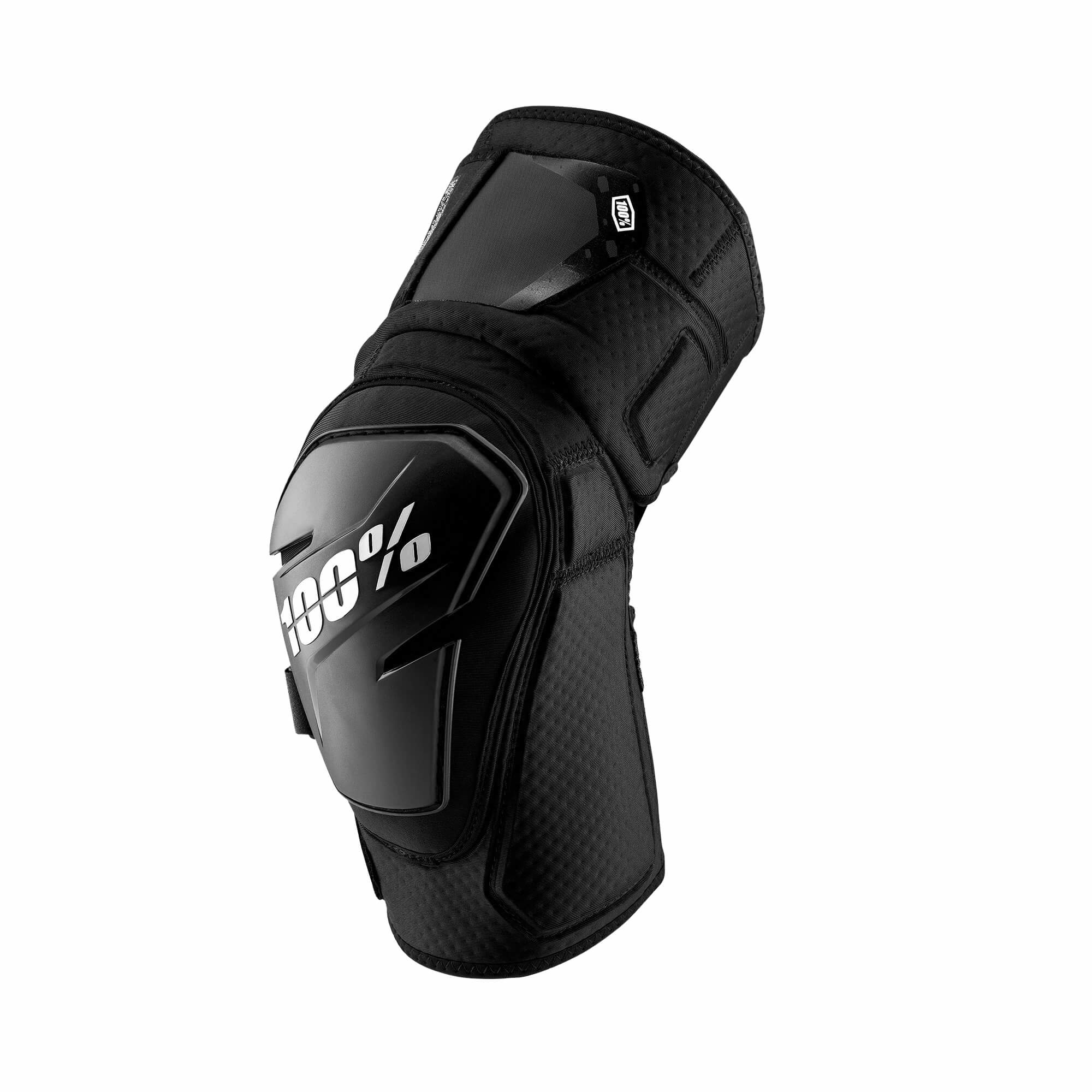 Fortis Knee Guard Black-1