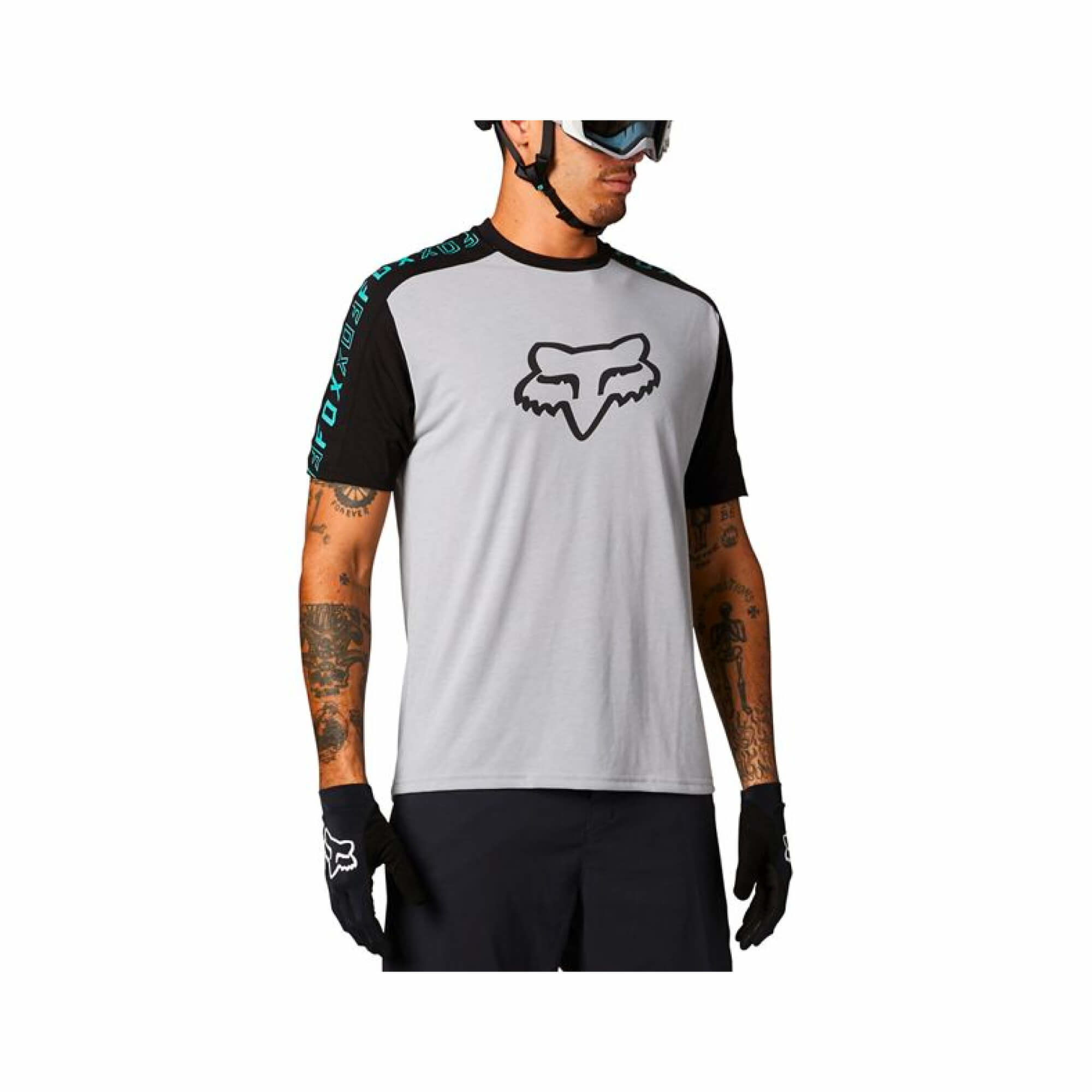 Ranger DR Short Sleeve Jersey 2021-1
