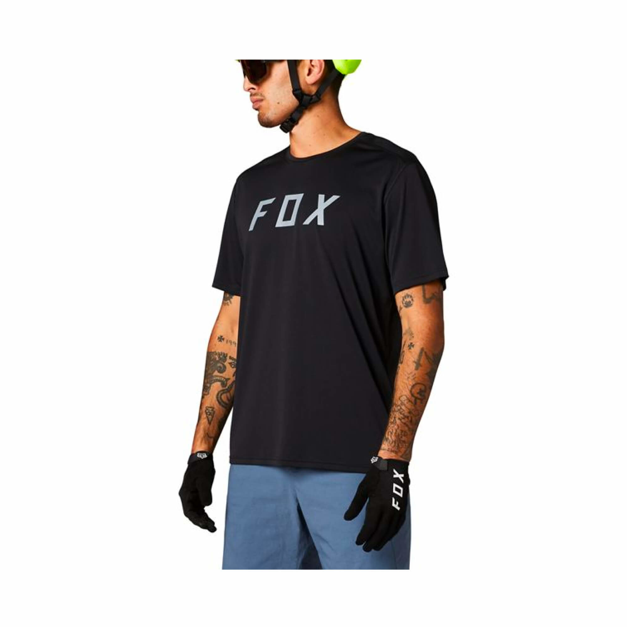 Ranger Short Sleeve Jersey FOX-3