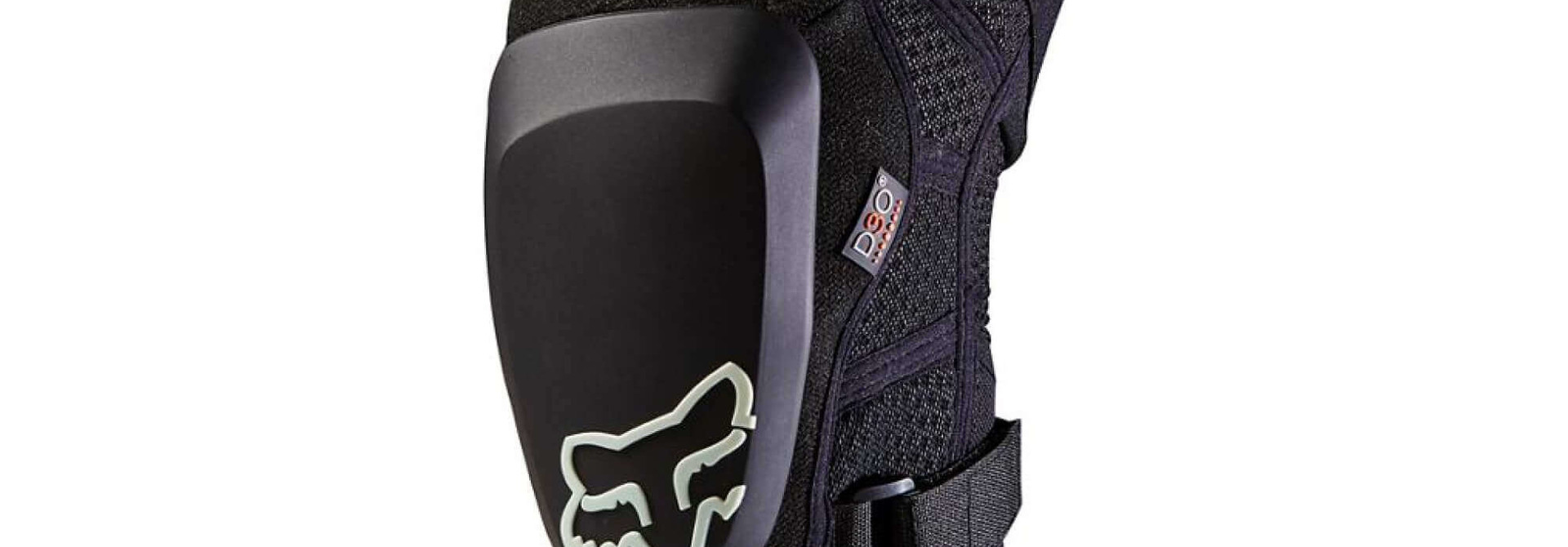 Launch Pro D3O Knee Guard Black