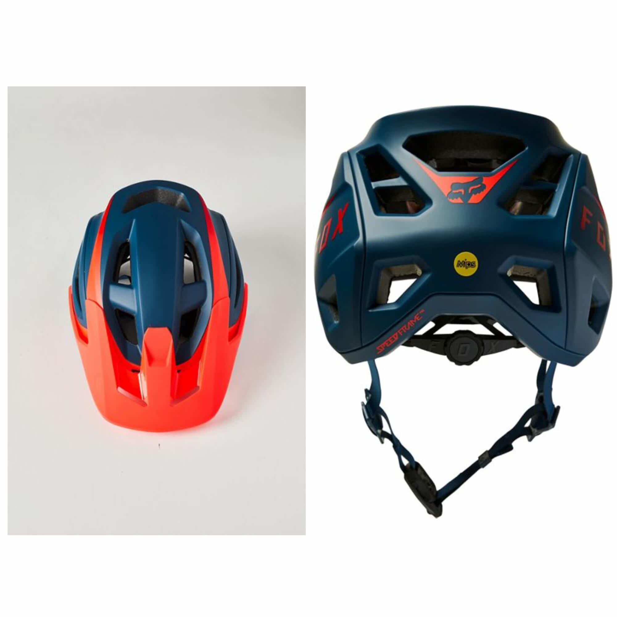 Speedframe Pro Helmet Repeater, As-3