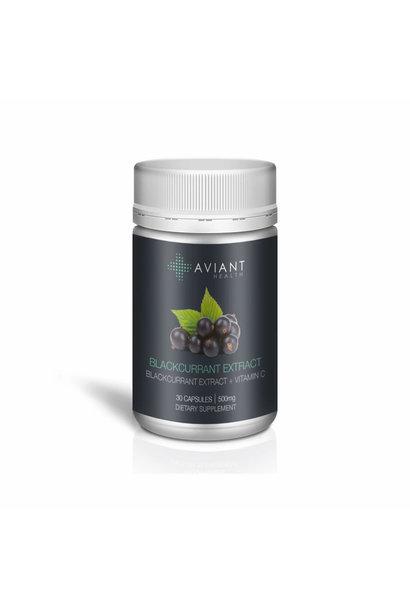 Aviant Blackcurrant Extract - 30Capsules