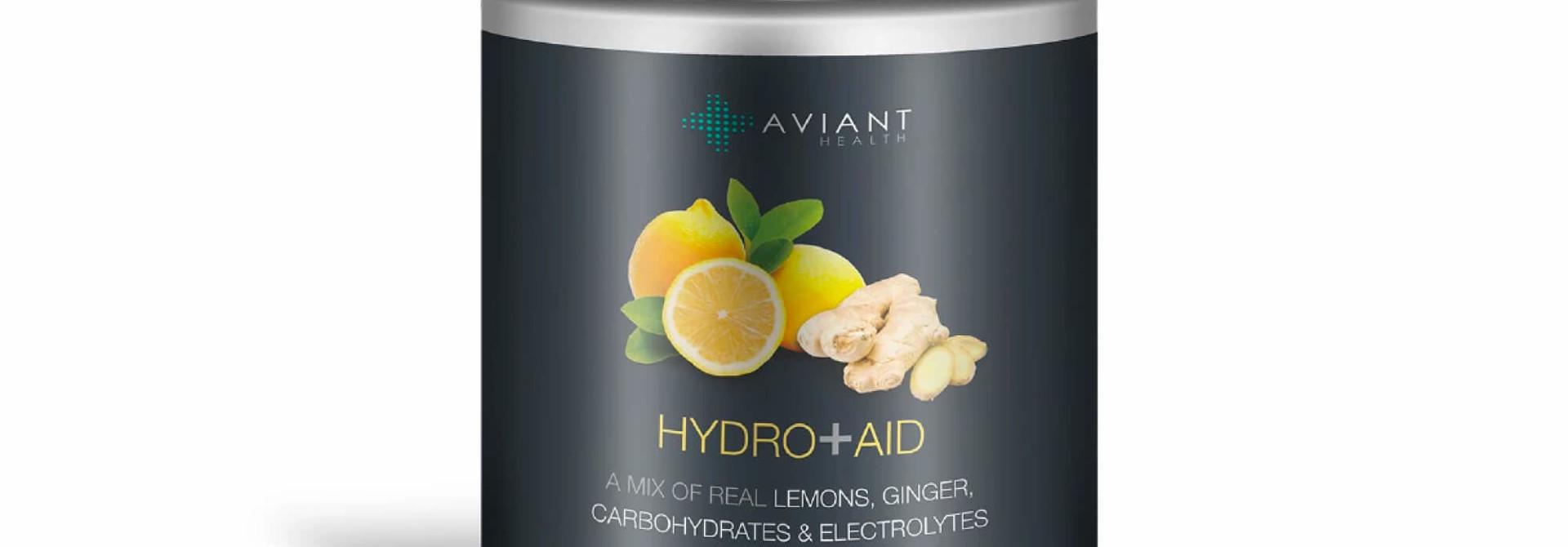 Aviant Hydro + Aid 300g Tub
