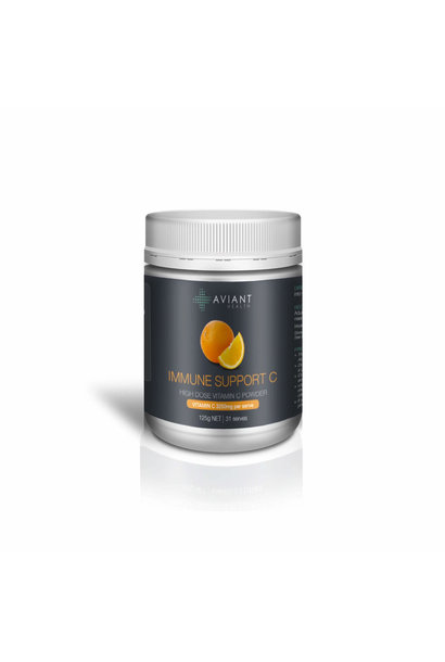 Aviant Immune Support C - High Dose Vitamin C Powder 125g