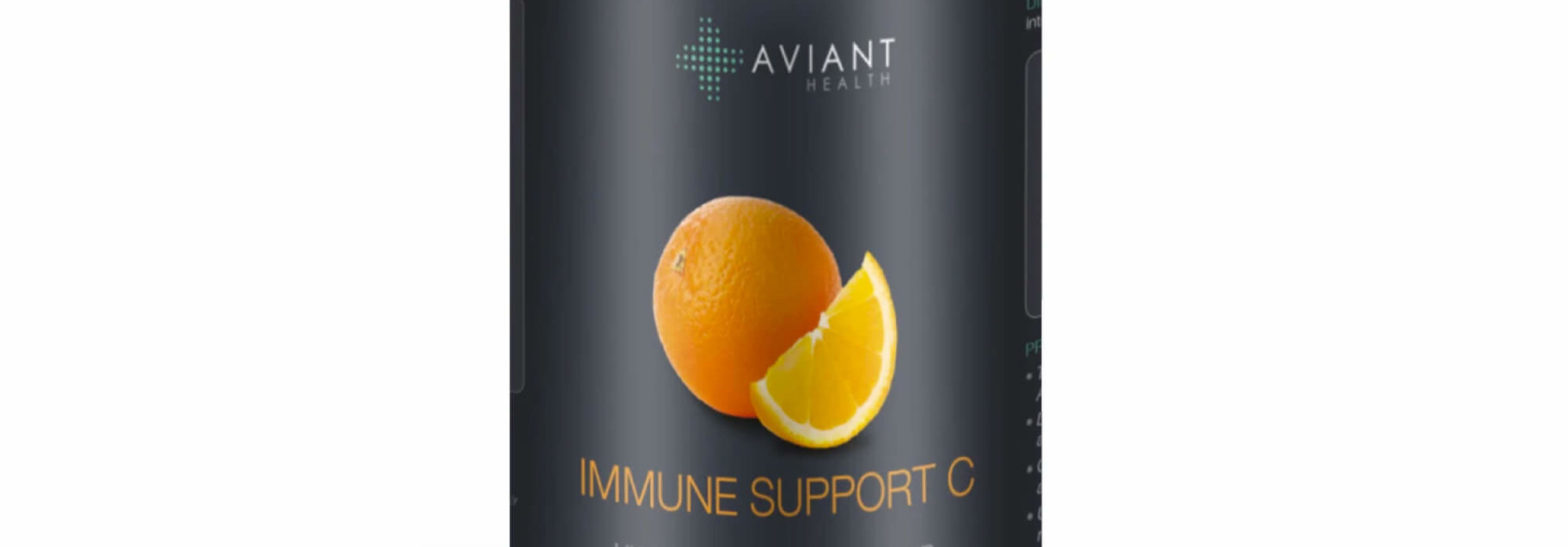 Aviant Immune Support C - High Dose Vitamin C Powder 250g