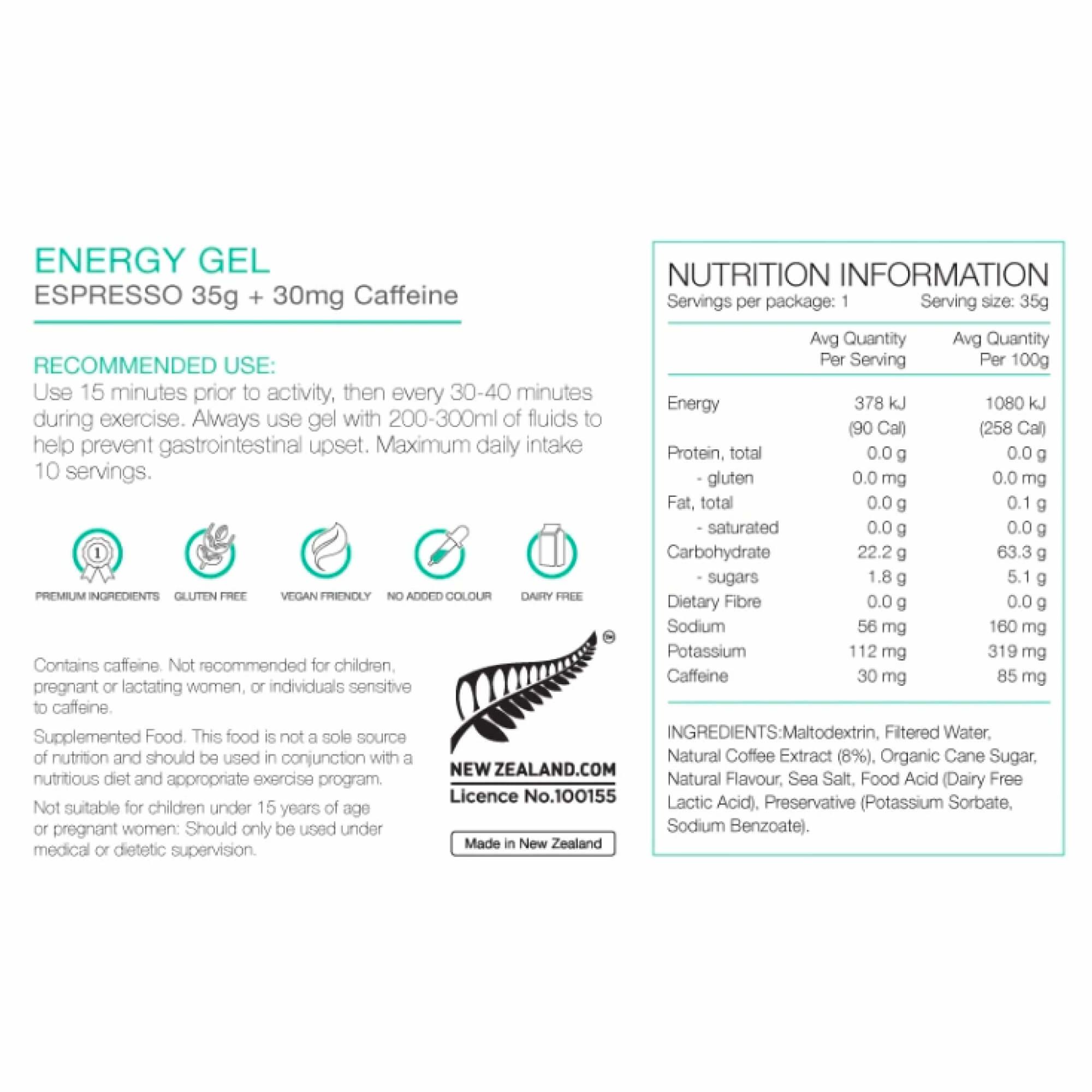 Energy Gel 35g-11