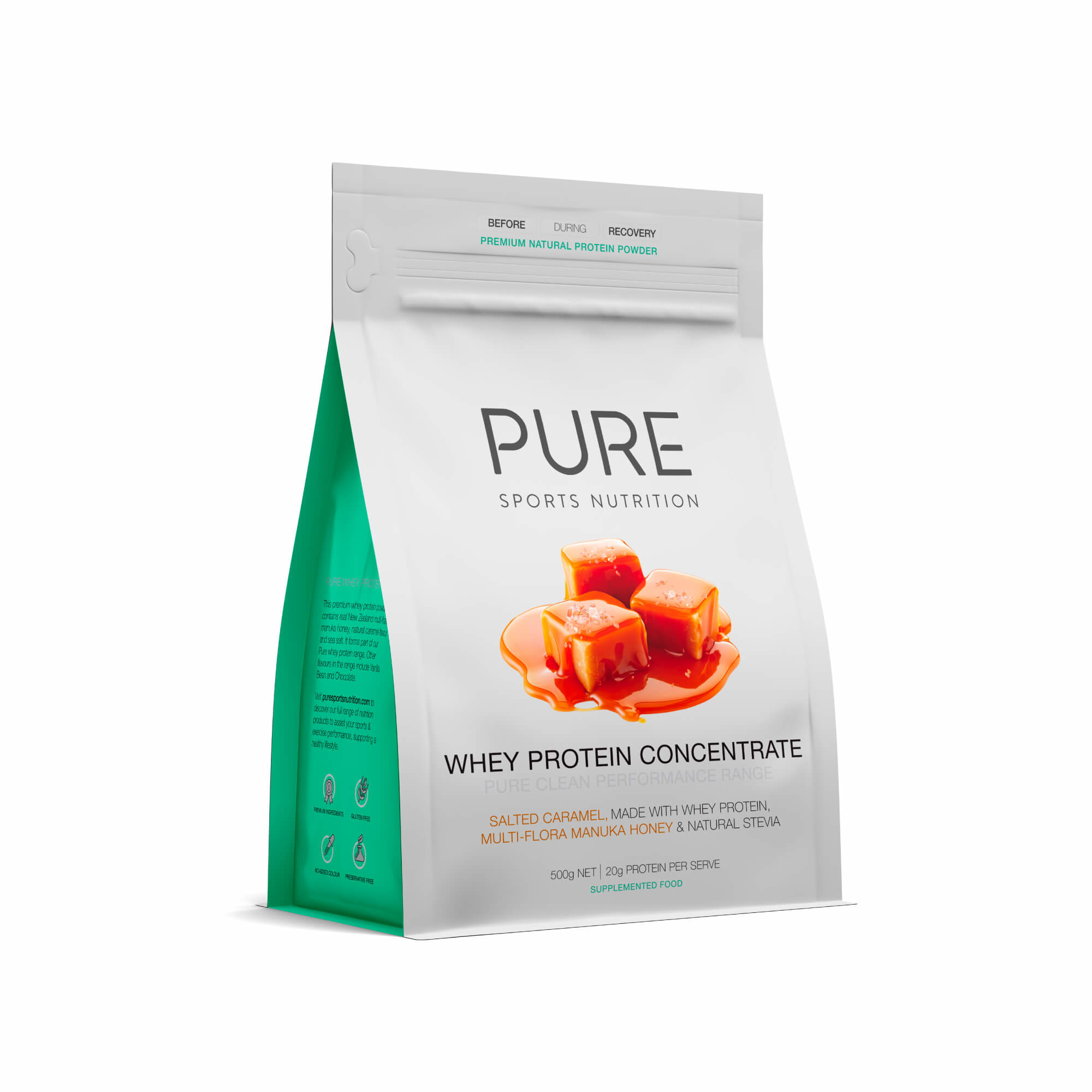 Whey Protein 500g - Salted Caramel-1