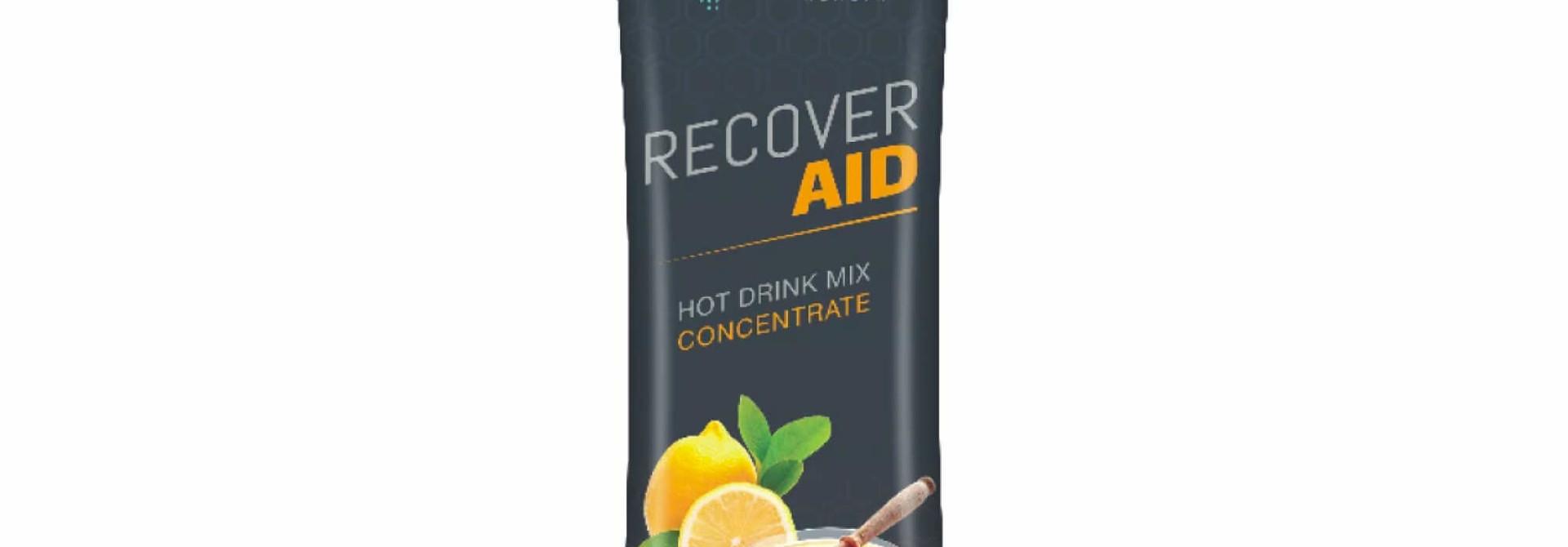 Aviant Recover Aid - Manuka Honey, Lemon & Ginger Drink Mix 48g  Single