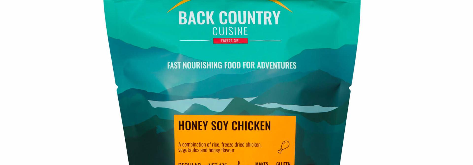 Back Country Cuisine Honey Soy Chicken Regular