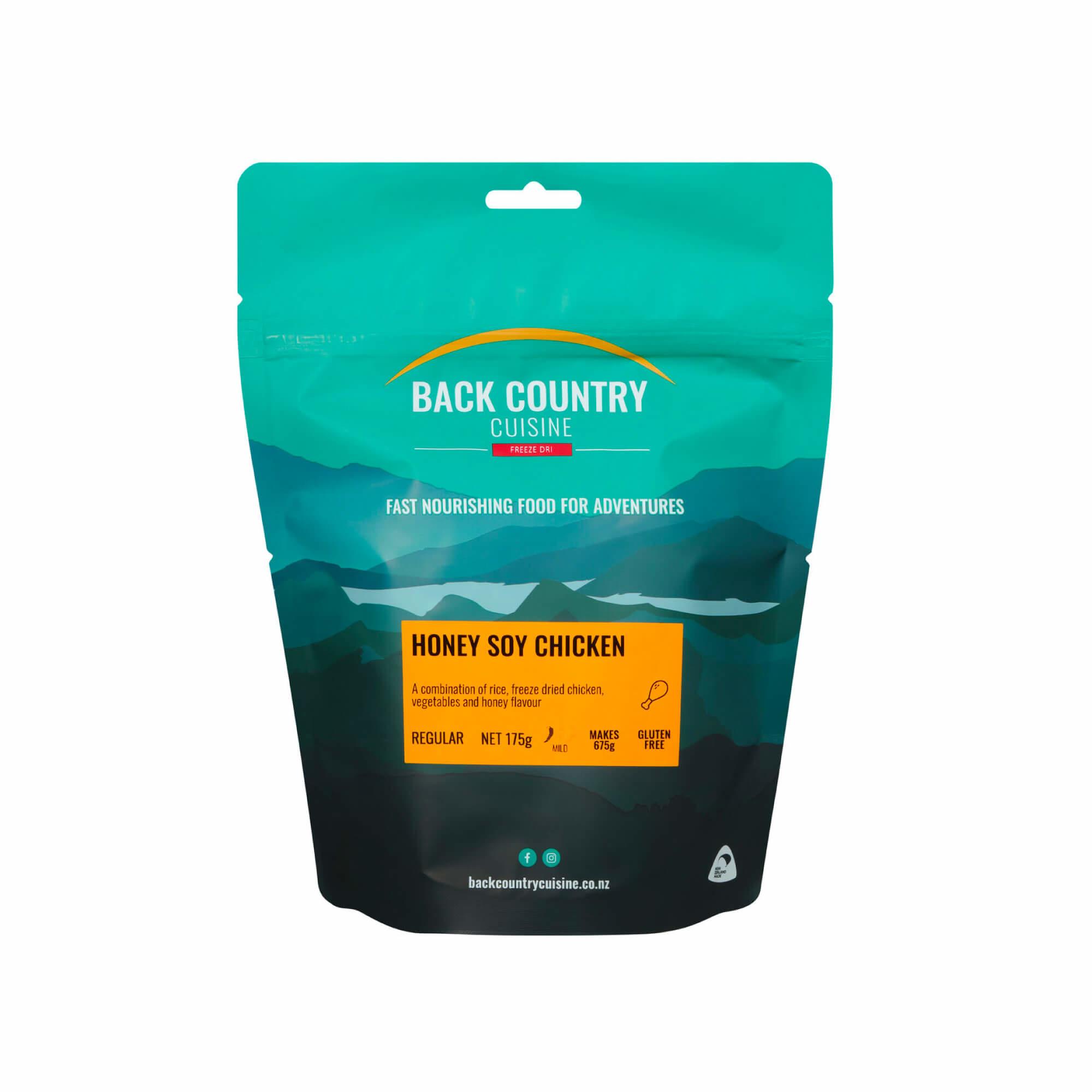 Back Country Cuisine Honey Soy Chicken Regular-1