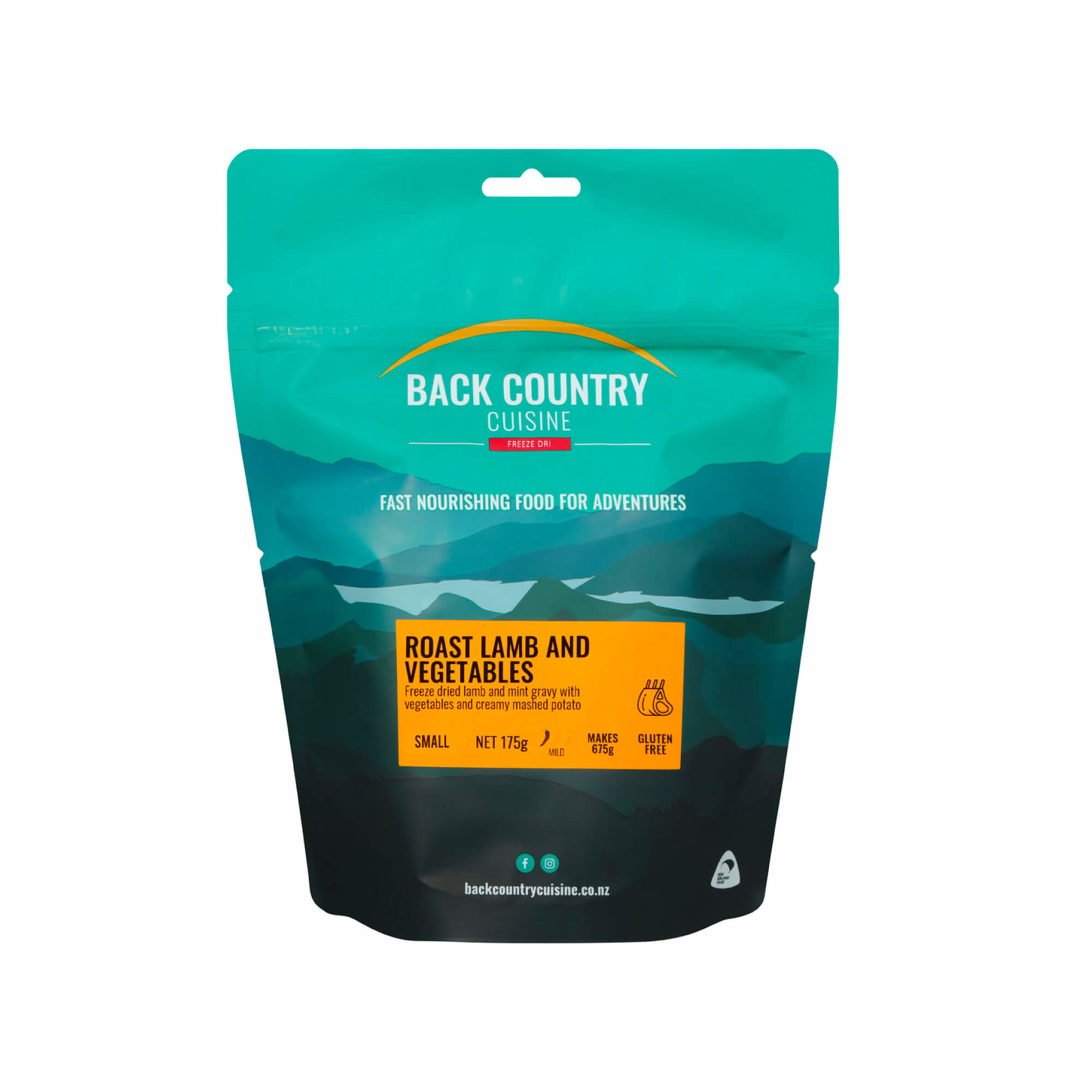 Back Country Cuisine Roast Beef And Vegetables Small-1