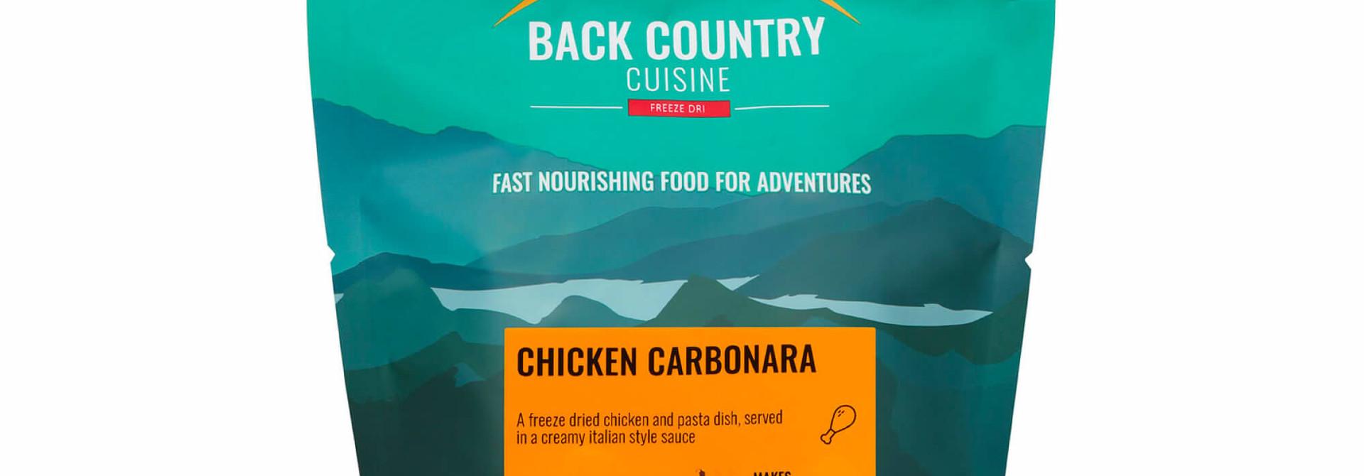 Back Country Cuisine Chicken Carbonara Regular