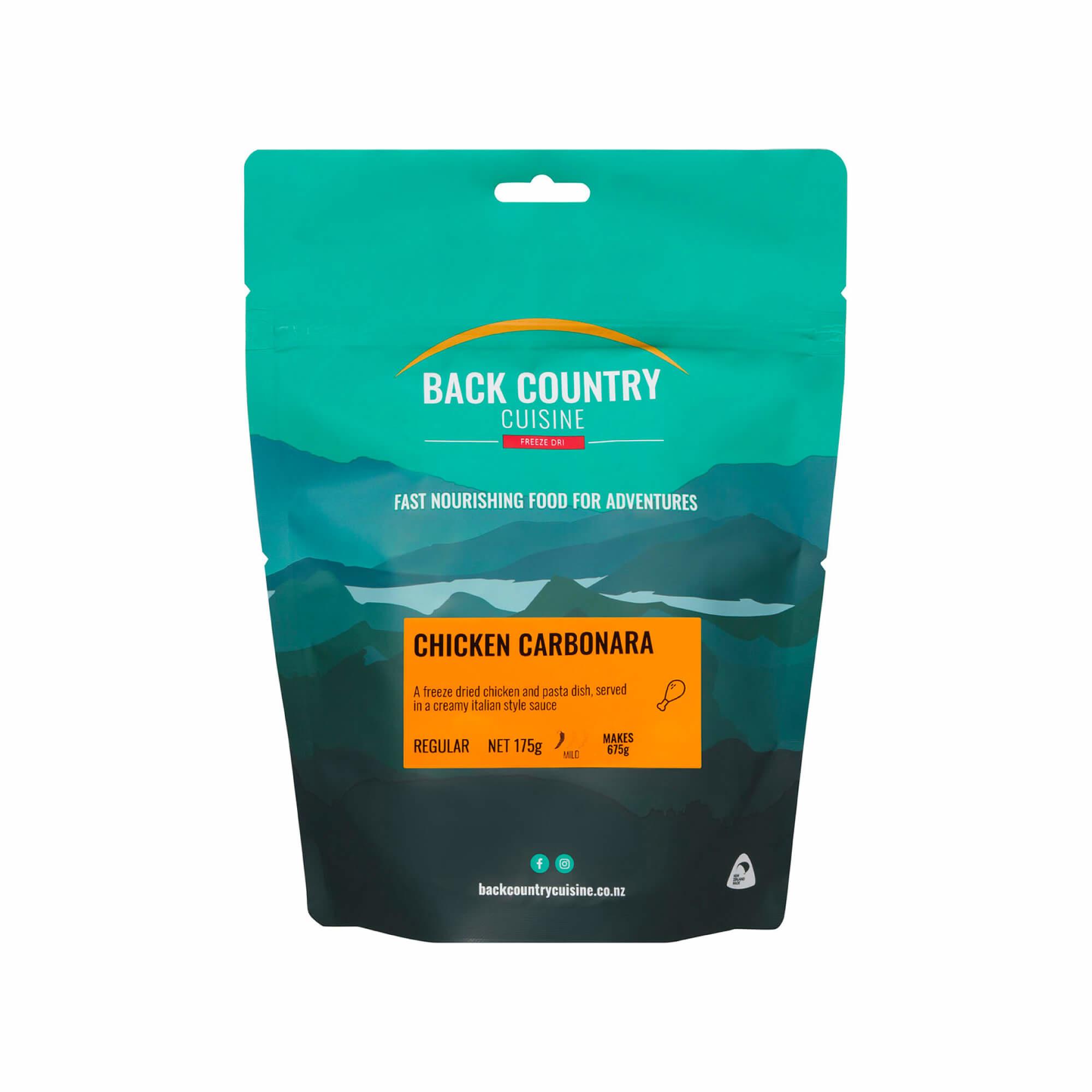 Back Country Cuisine Chicken Carbonara Regular-1