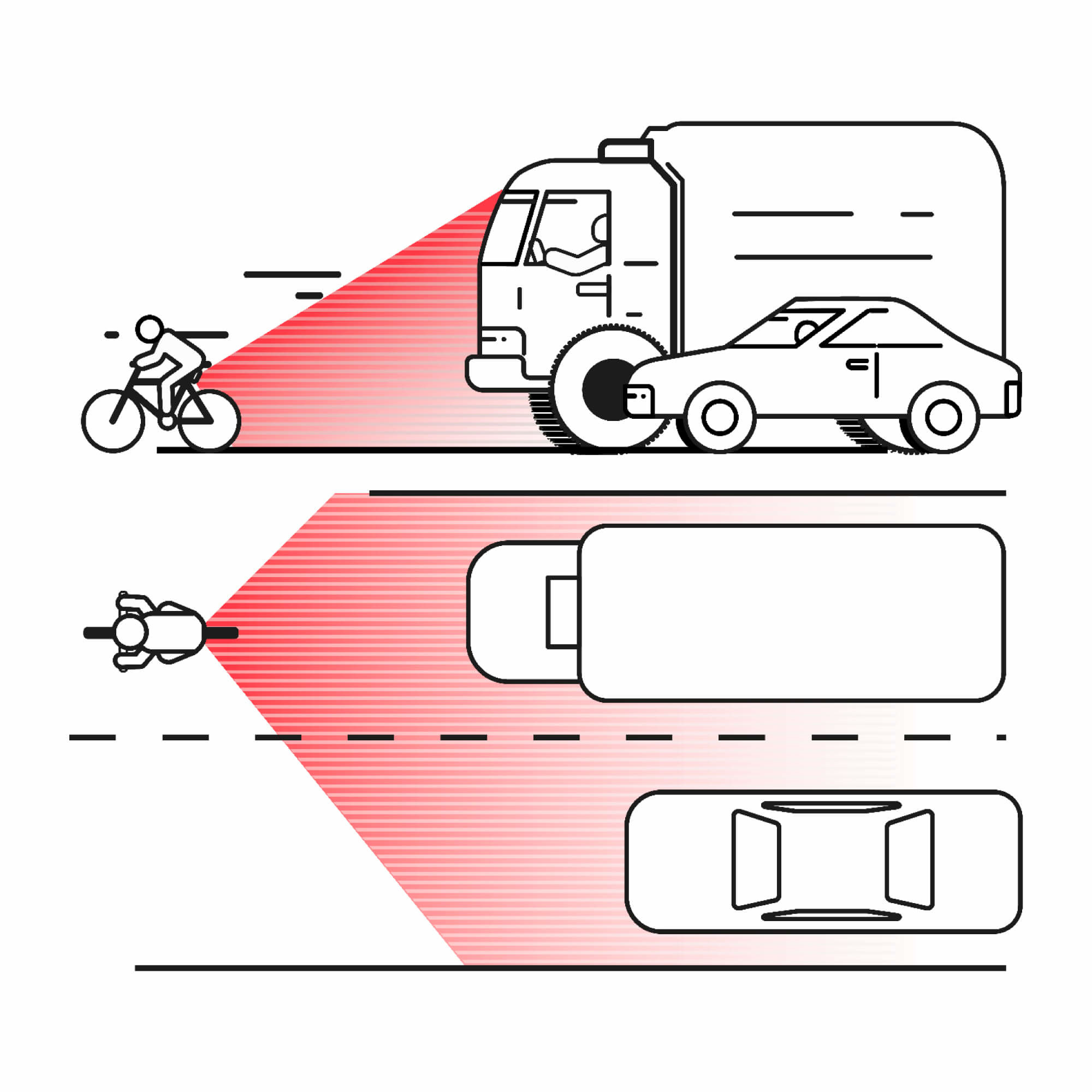 Bicycle Smart Rear Light-5