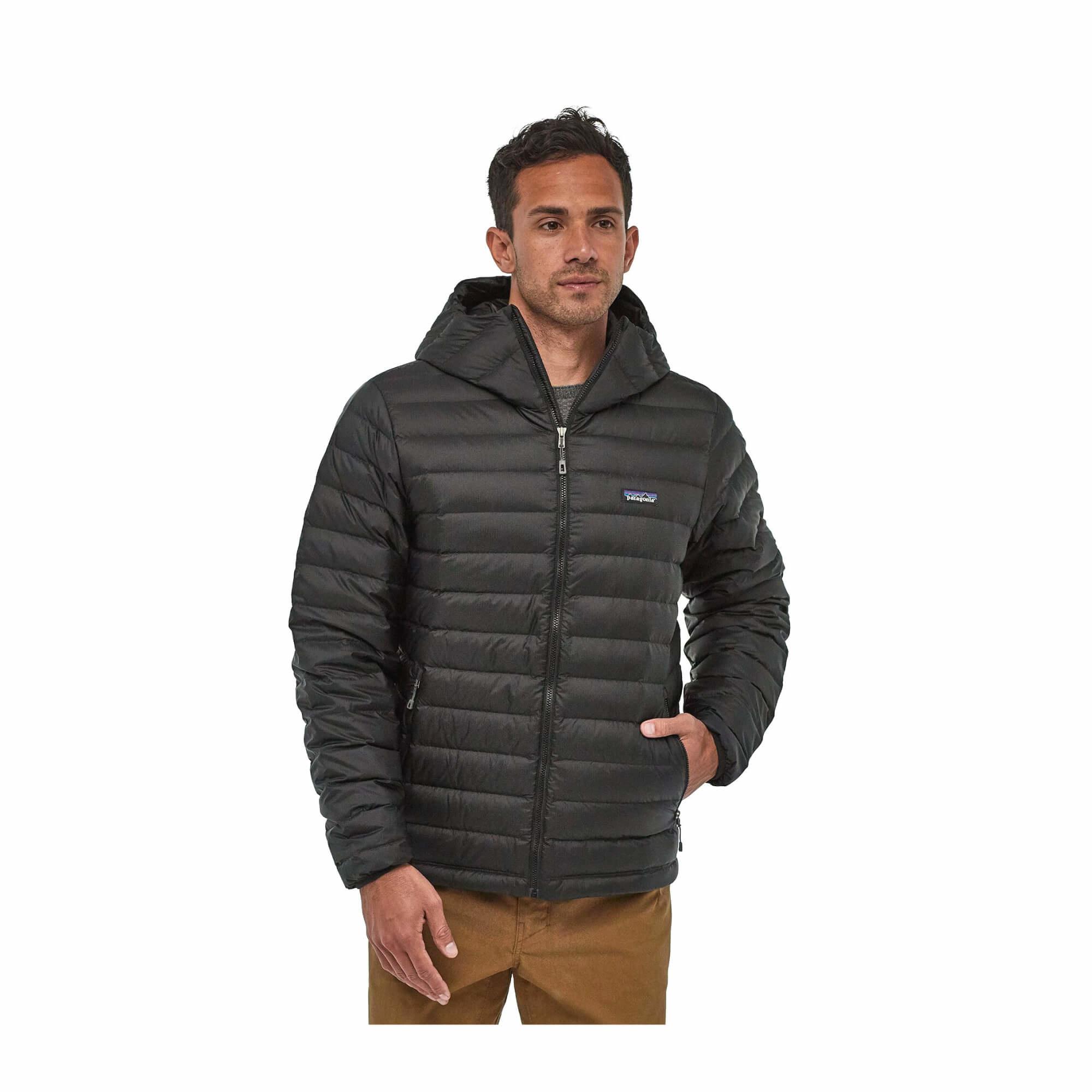Men's Down Sweater Hoody-2