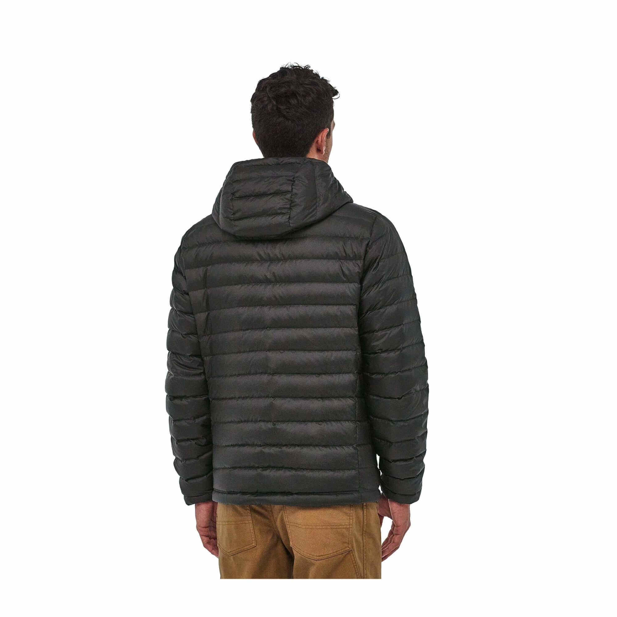 Men's Down Sweater Hoody-3