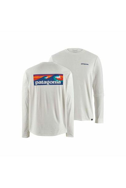 Men's Long Sleeve Capilene Cool Daily Shirt