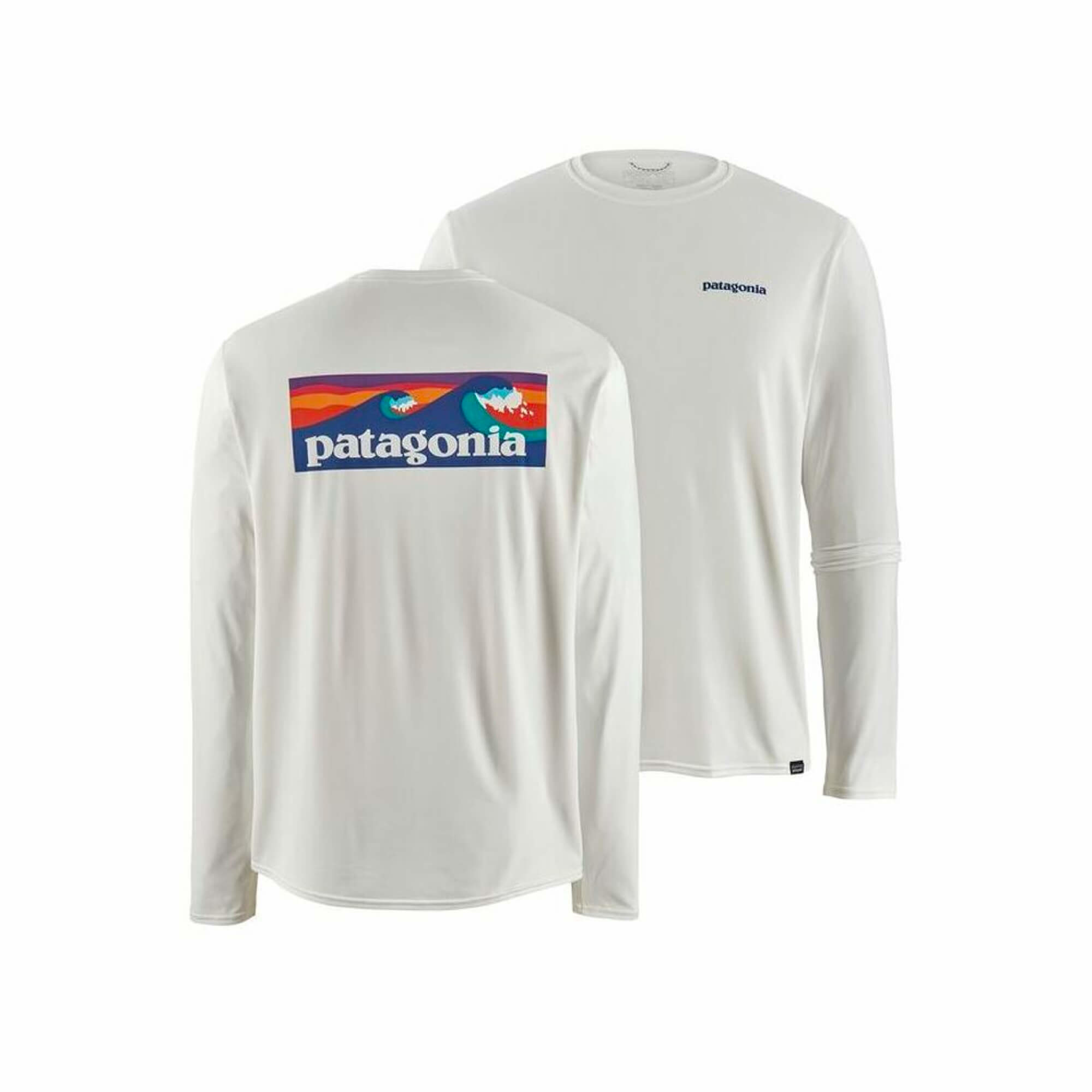 Men's Long Sleeve Capilene Cool Daily Shirt-1