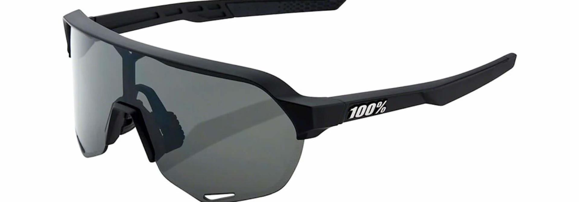 S2 Soft Tact Black Smoke Lens