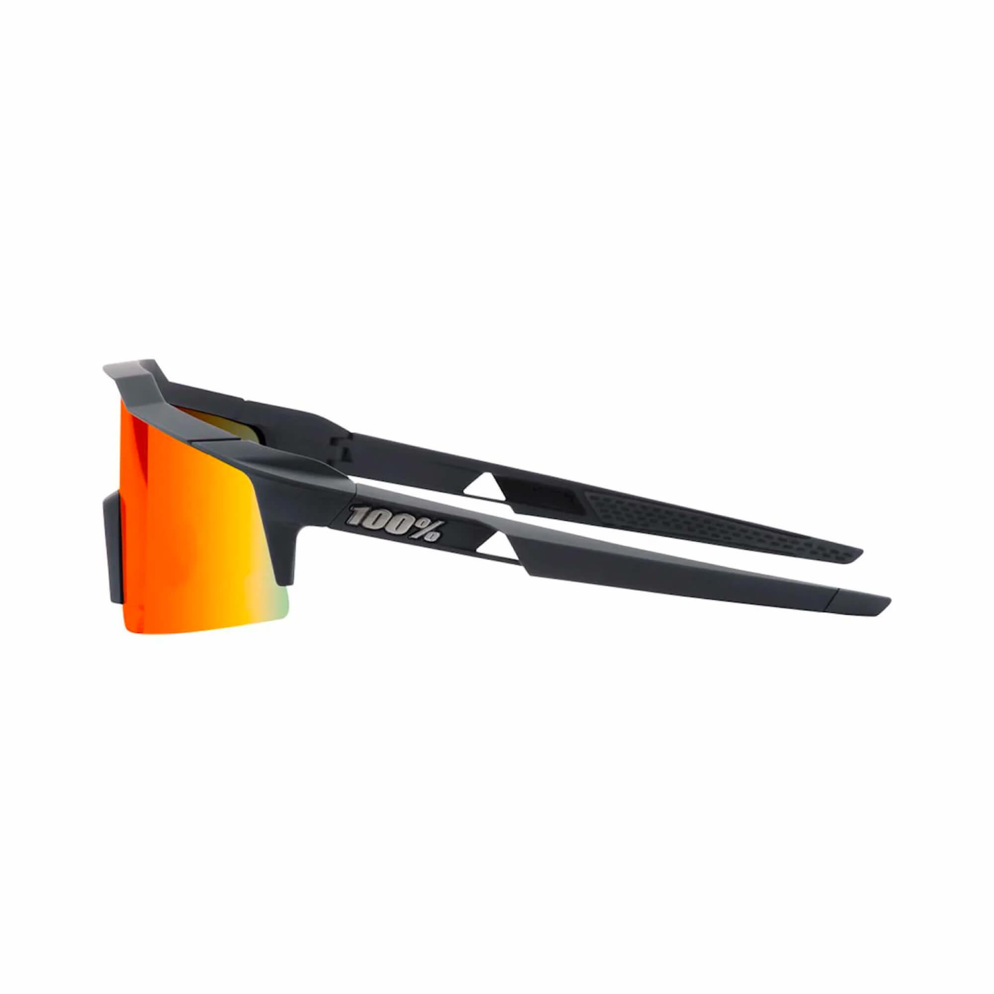 Speedcraft SL Soft Tact Black Hiper Red Multilayer Mirror Lens-2
