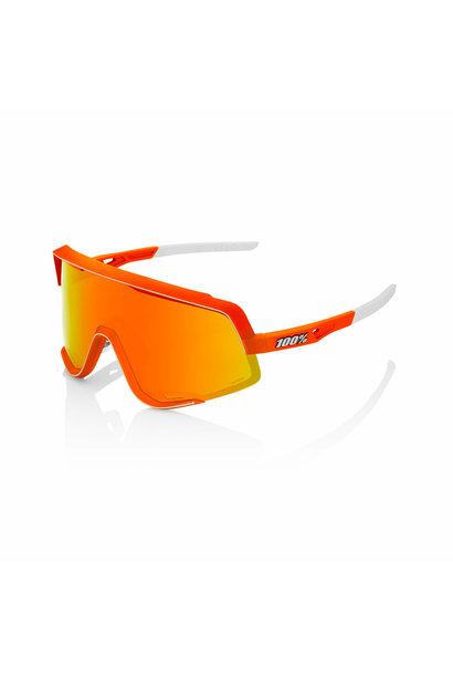 Glendale Neon Orange - Hiper Red Lens