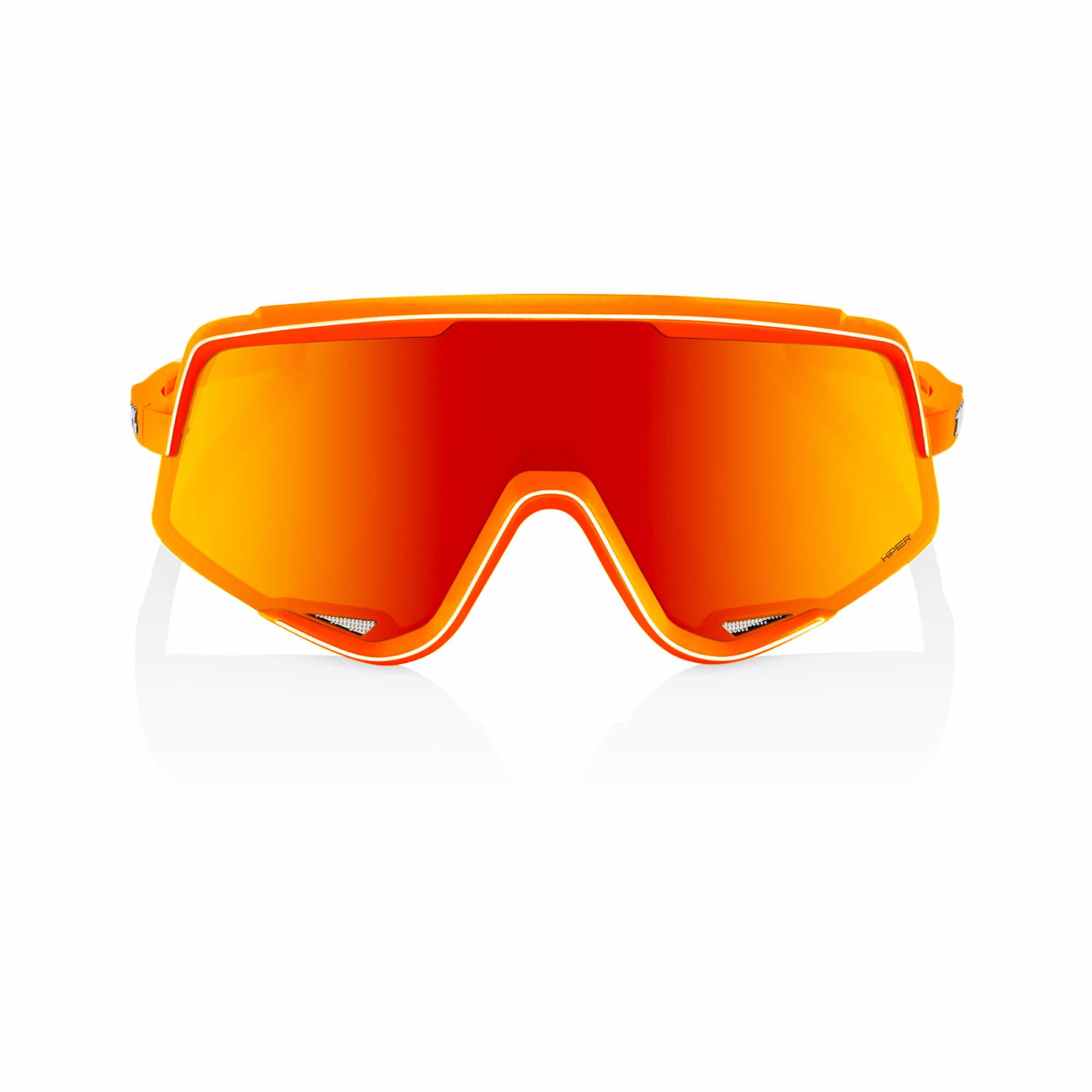 Glendale Neon Orange - Hiper Red Lens-2