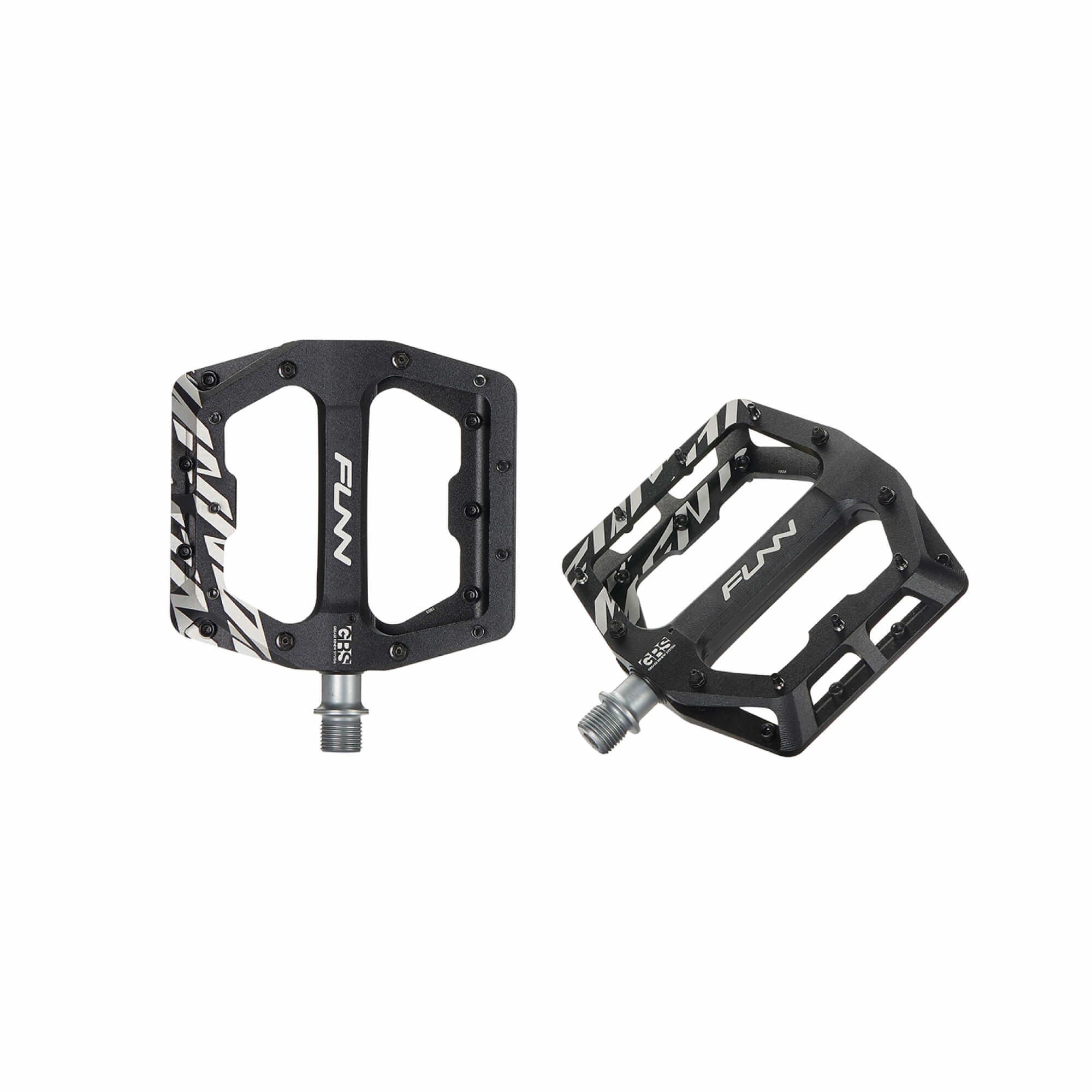 Pedal Funndamental w/ Steel Black Pins-1
