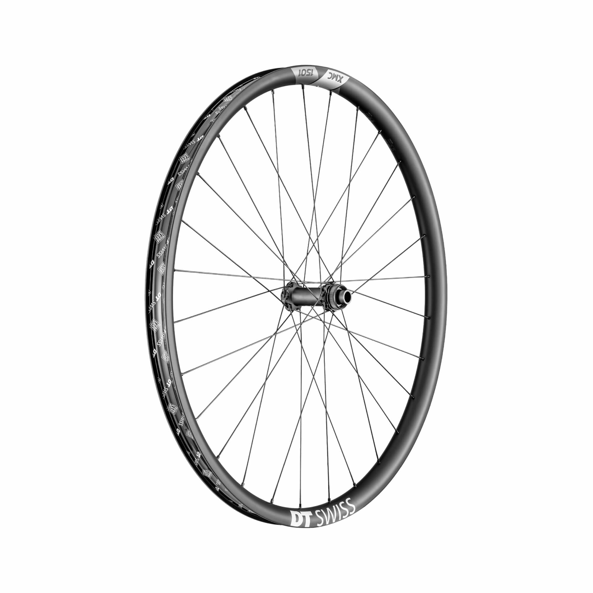 XMC1501 29 Front Wheel 15 x 110mm 30wd CL/6B MY21-1