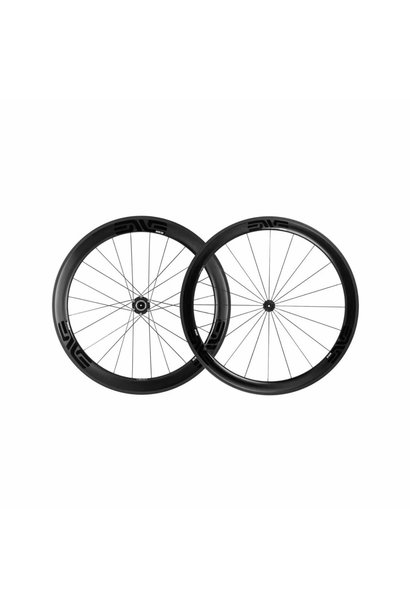 SES 4.5 AR Clincher Disc Wheelset Enve Alloy Hub with 12mm Thru-Axle Shimano 11-Speed
