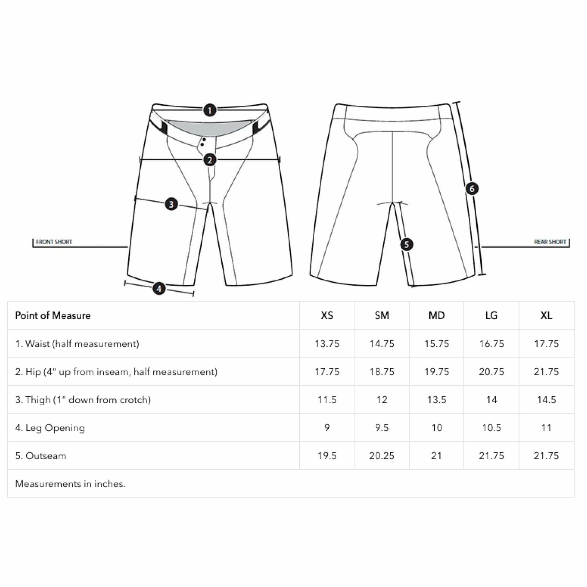 Women's Luxe Short 2022-3