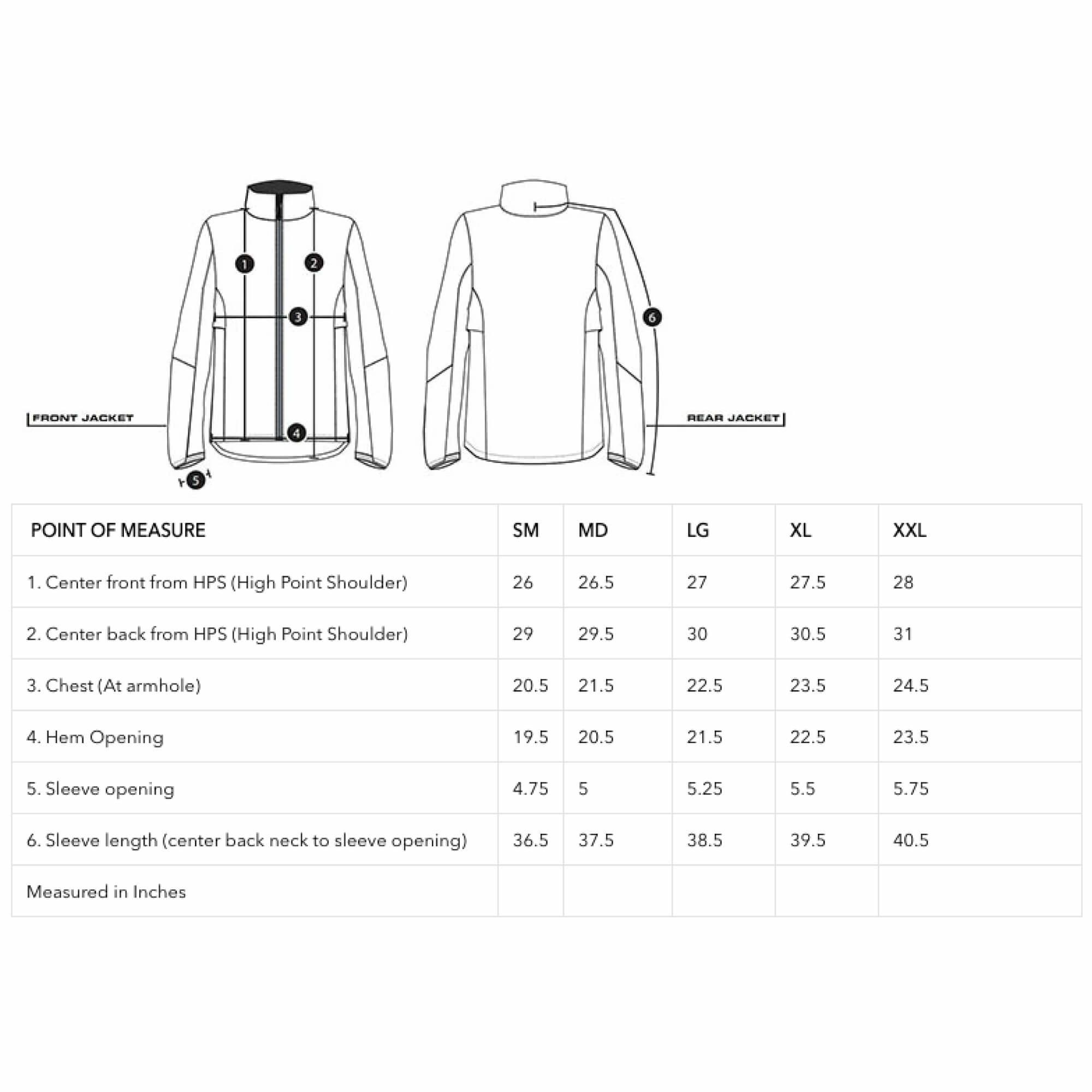 Descent Jacket 2021-3