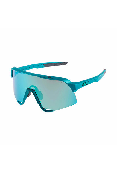 S3 Peter Sagan Limited Edition Blue Topaz Multilayer Mirror Lens