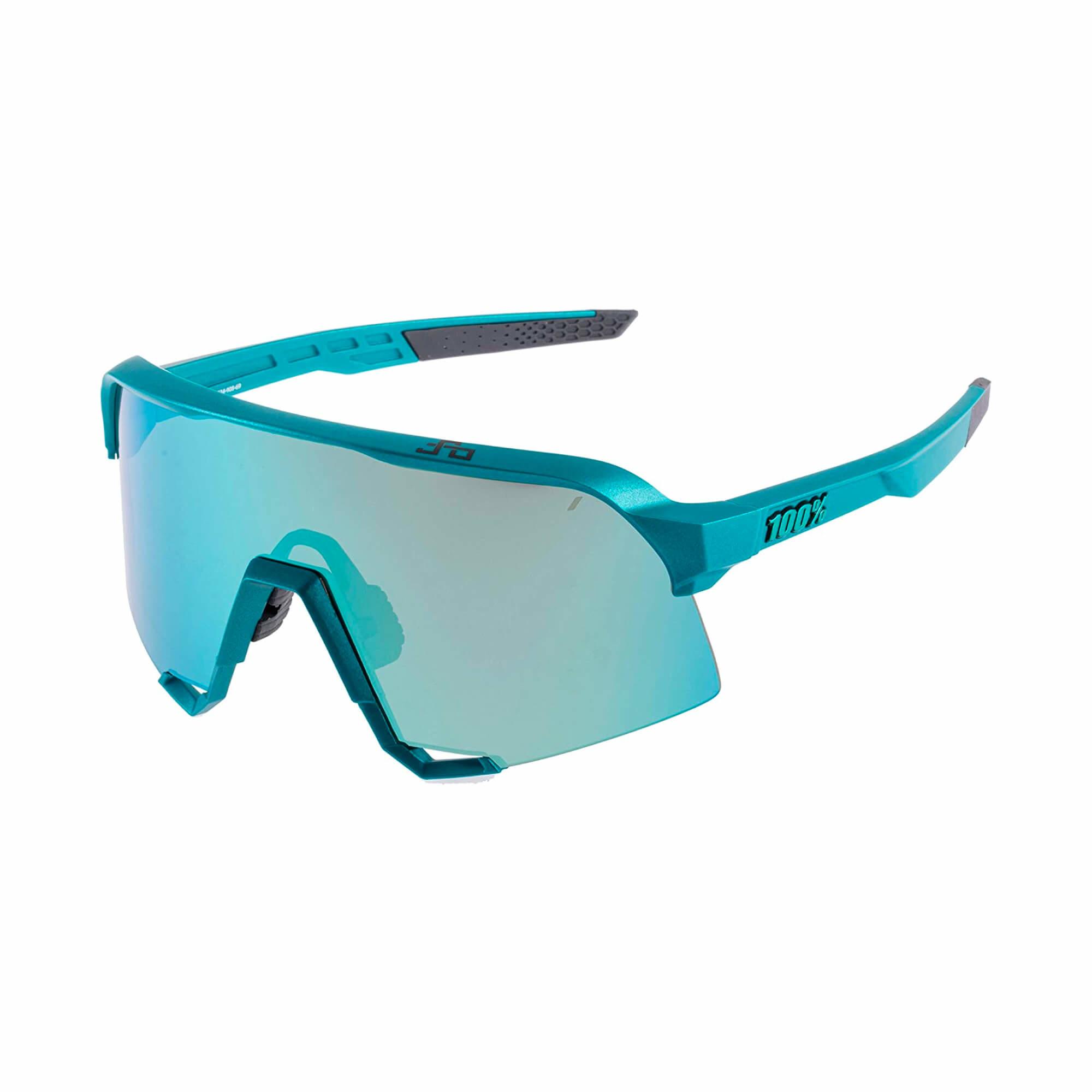 S3 Peter Sagan Limited Edition Blue Topaz Multilayer Mirror Lens-1