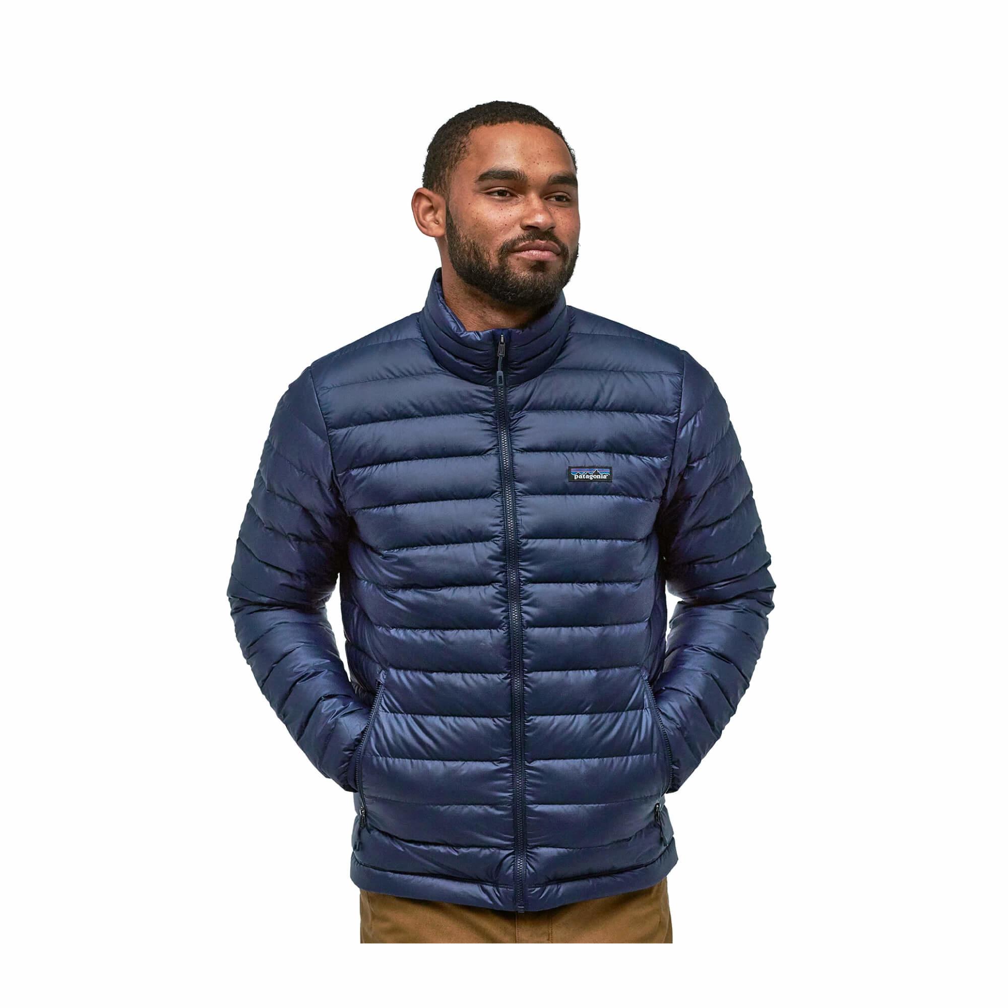 Men's Down Sweater-2
