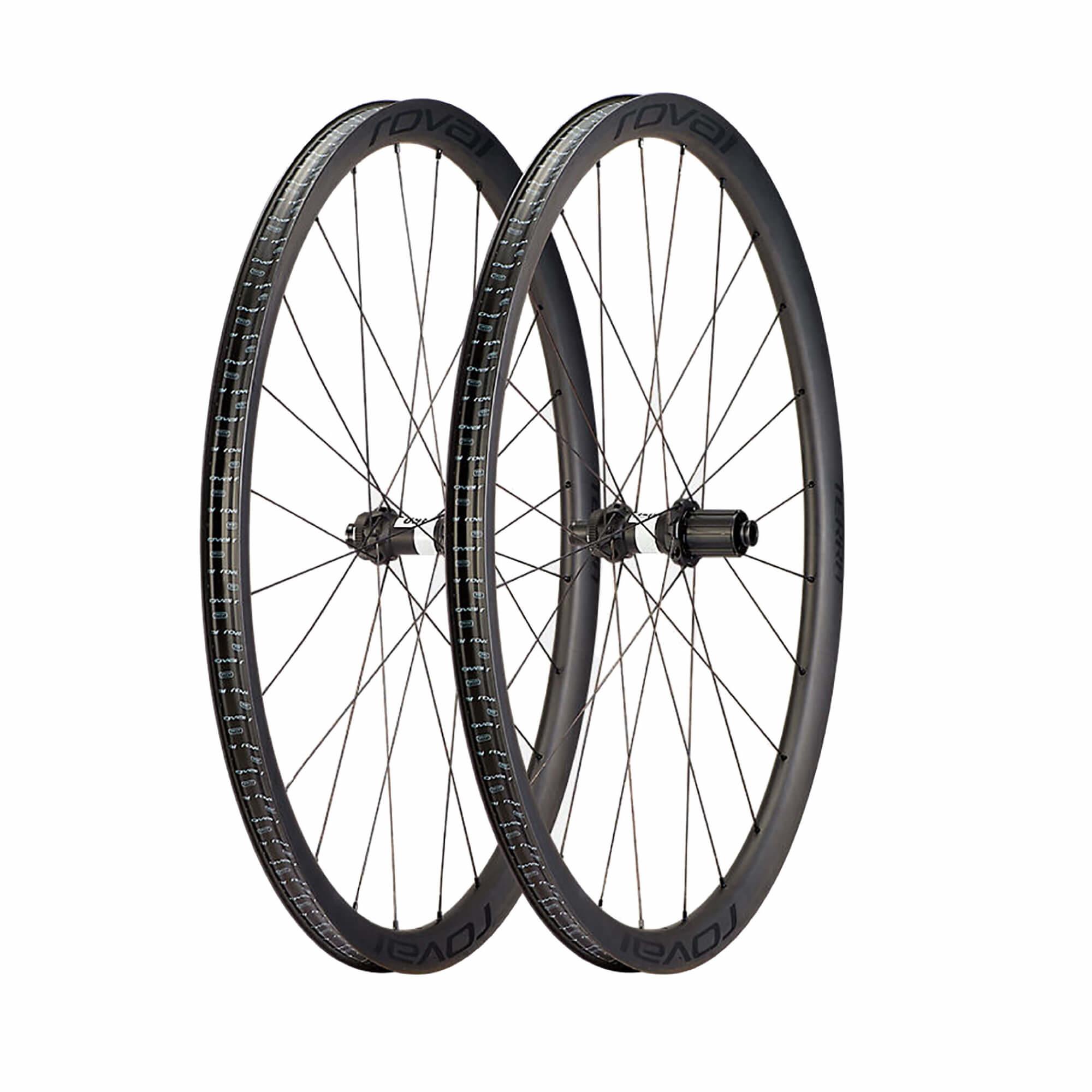 Roval CL Terra Wheelset DT 350 J bend spoke-1