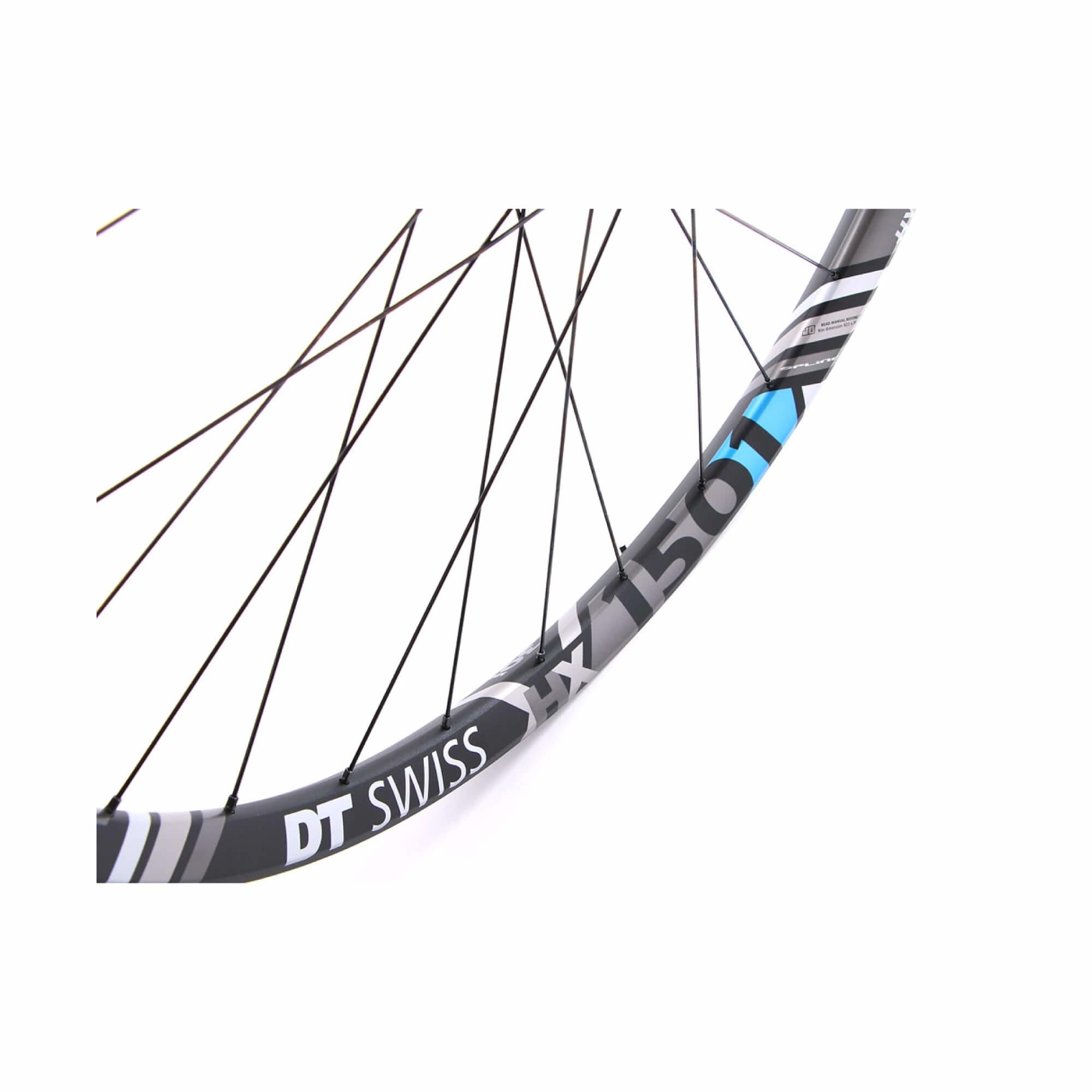 """HX501 Spline 27.5"""" Rear Wheel 12 x 148 mm CL/6B-3"""