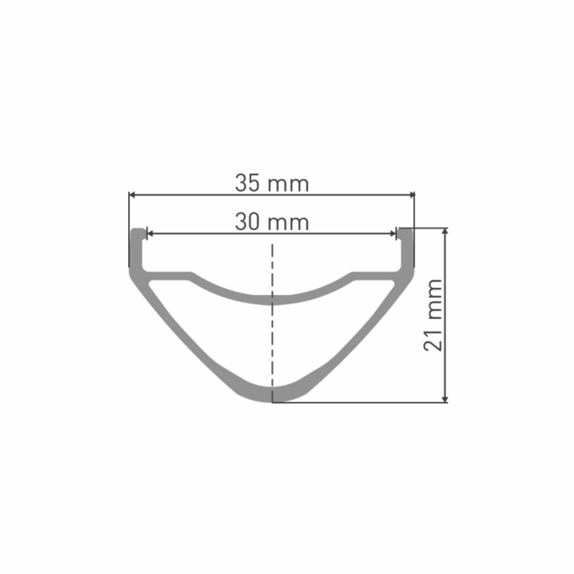 HX1501 Spline 27.5 15110 CL/6B Front-2