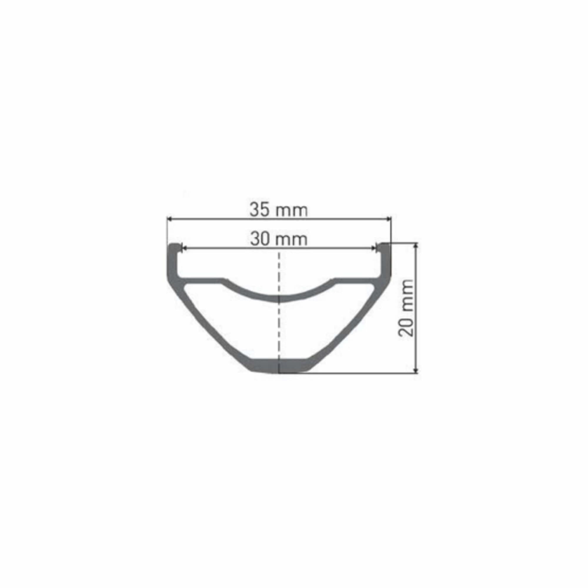 """HX501 Spline 27.5"""" Rear Wheel 12 x 148 mm CL/6B-4"""