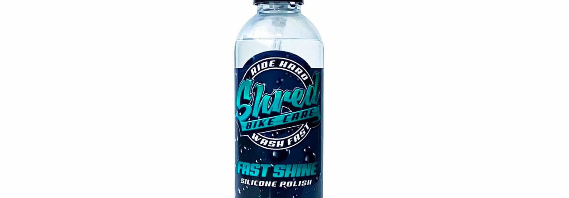 Fast Shine Silicone Polish 250 ml