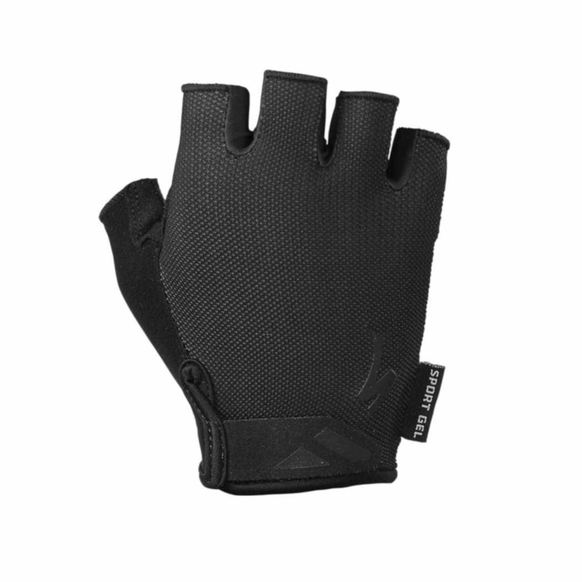 Body Geometry Sport Gel Glove Short Fingers Women-1
