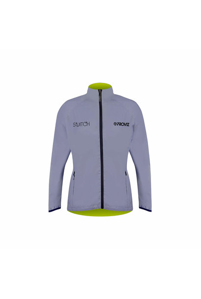 Storm Proof Jacket Switch Reversable Reflect 360 Womens