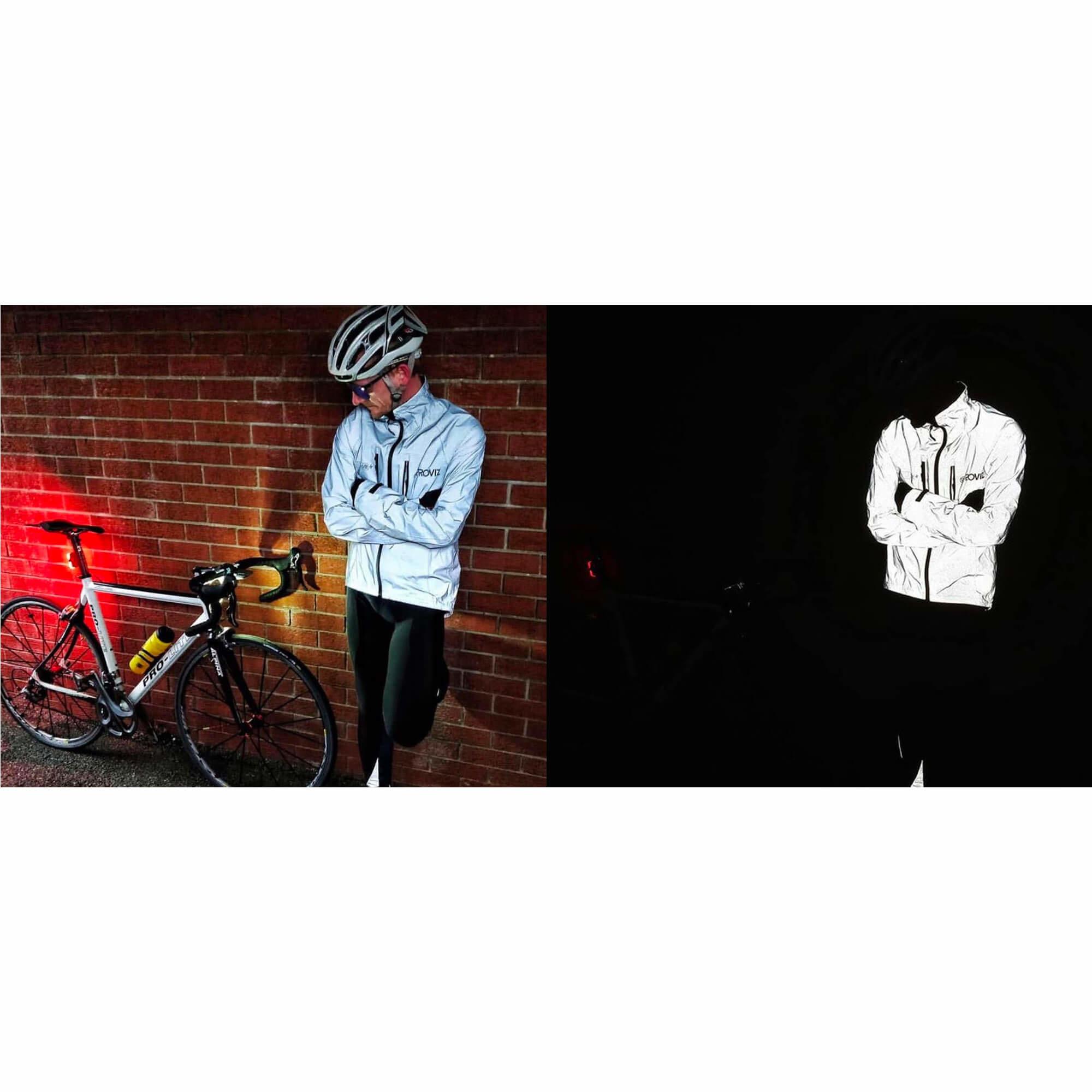Jacket Cycling 360+ Reflect Storm Proof Mens-6