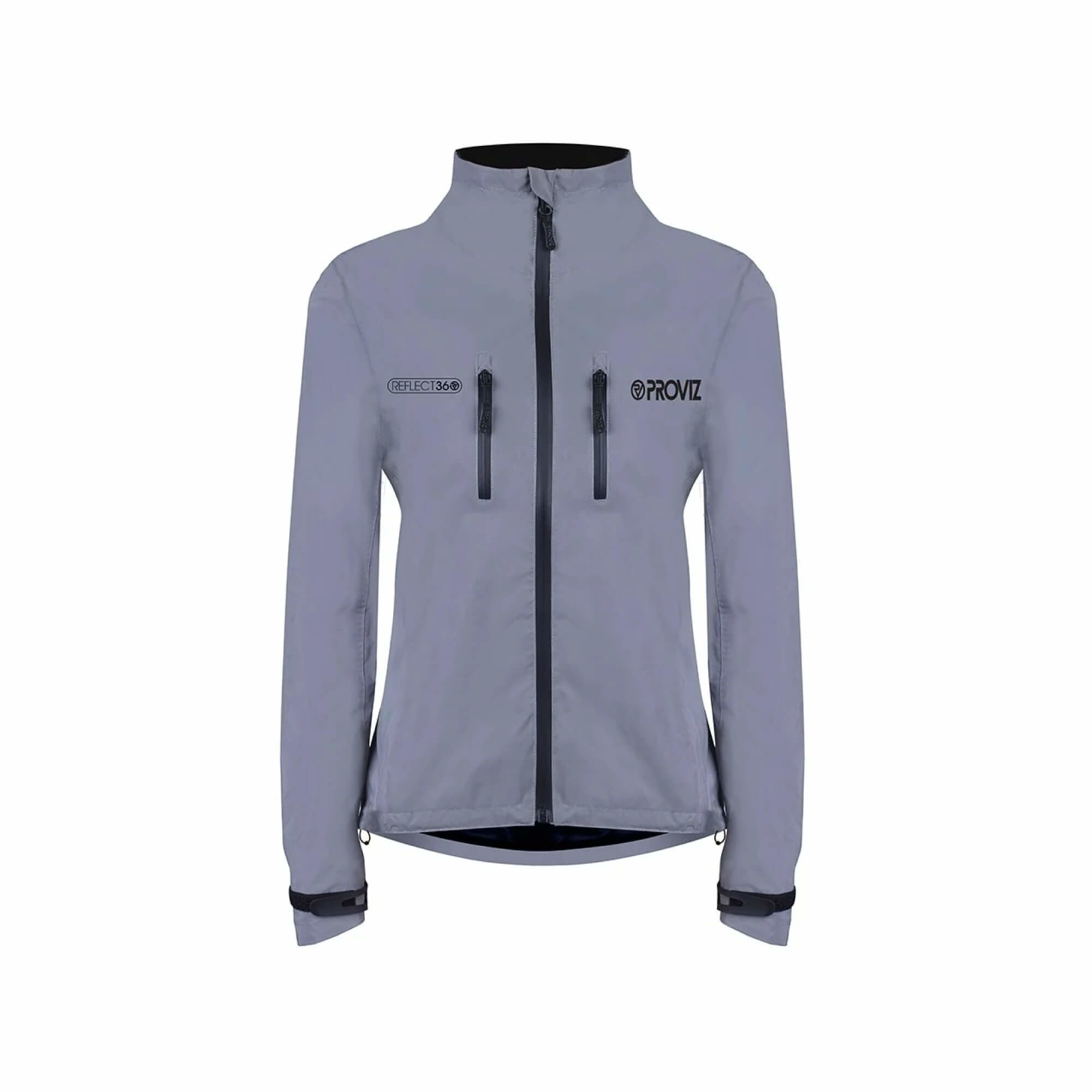 Jacket Cycling 360 Reflect Storm Proof Womens-1