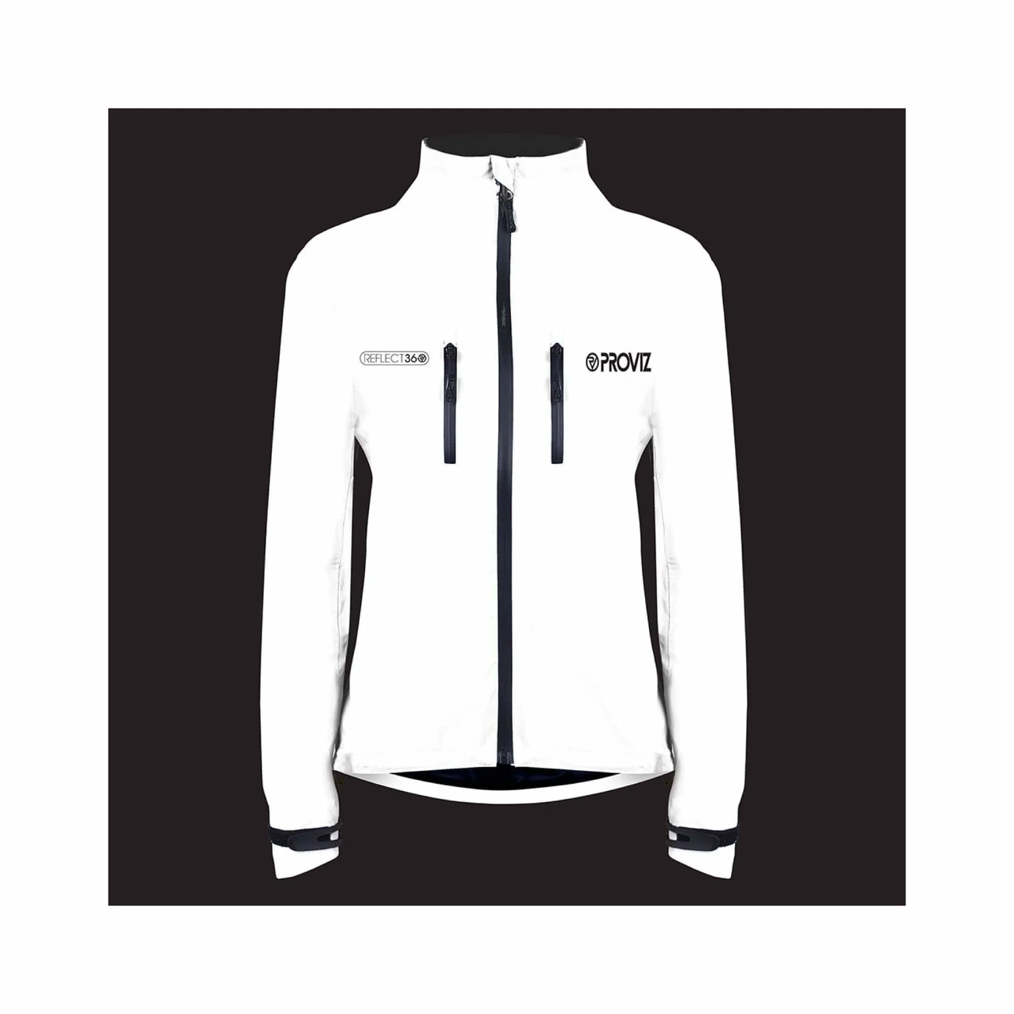 Jacket Cycling 360 Reflect Storm Proof Womens-4