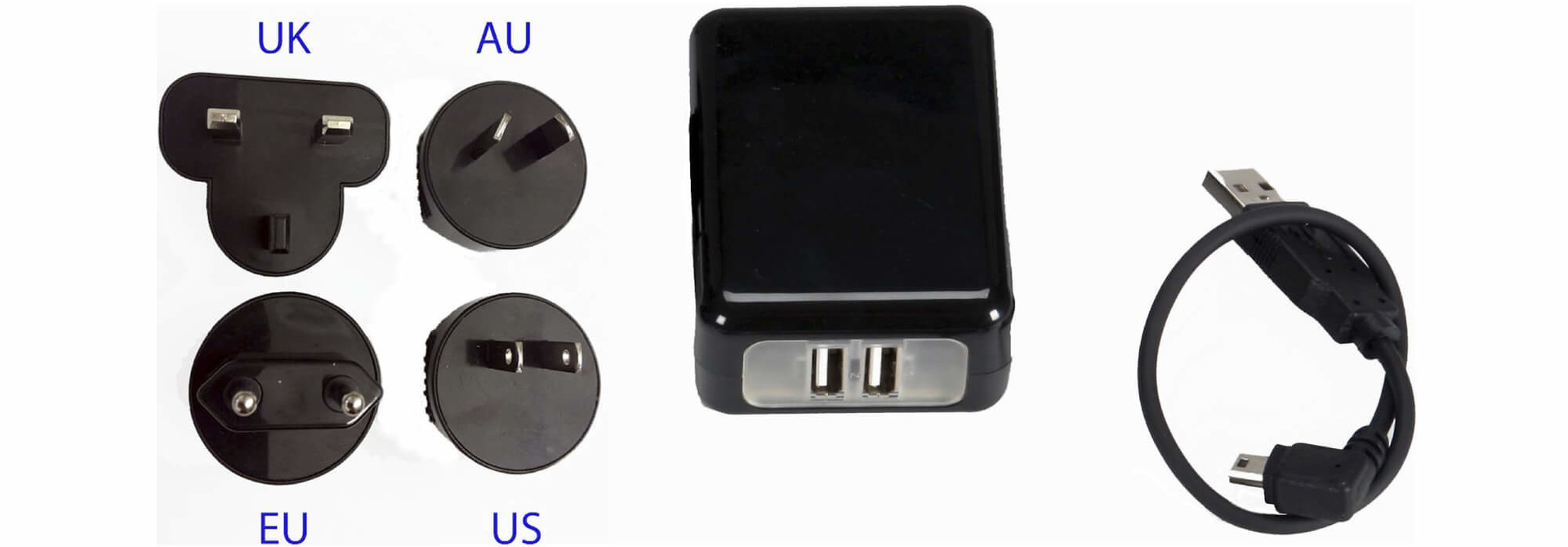 Flux USB Charger