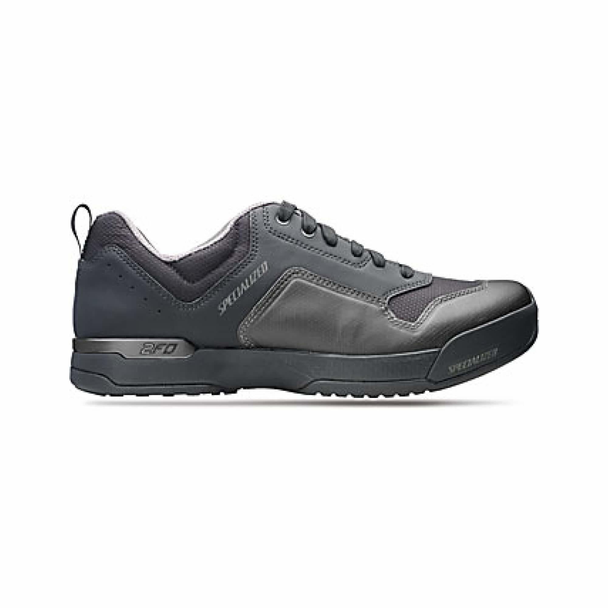 2FO Cliplite Lace MTB Shoe Blk 45 Size: 45-1