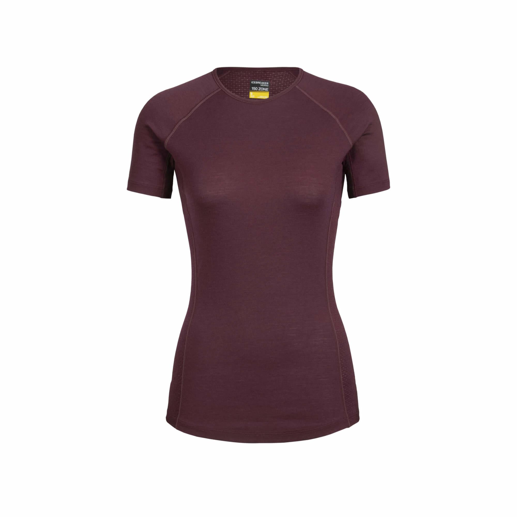 Women's 150 Zone Short Sleeve Crewe-2