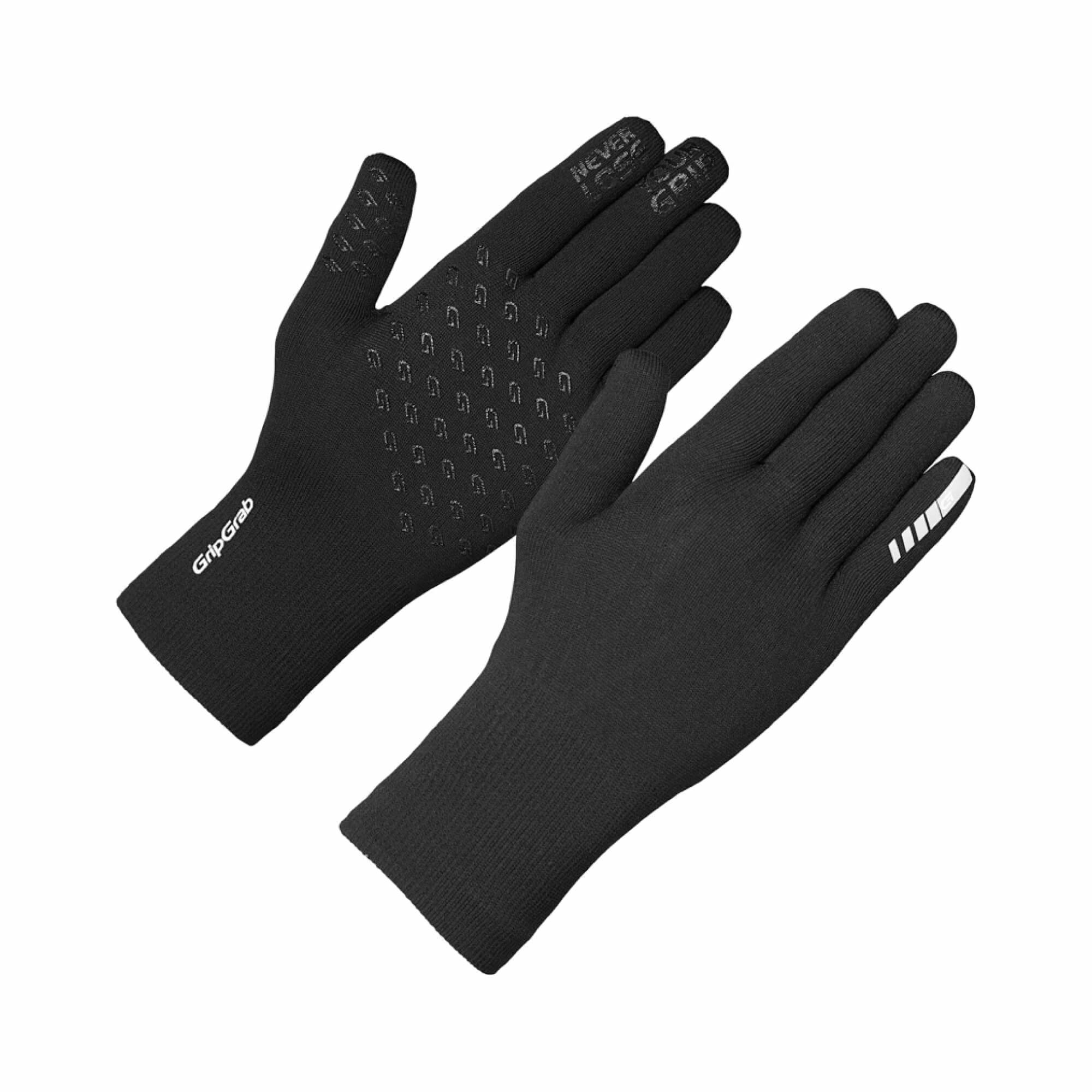 Waterproof Knitted Thermal Gloves-2