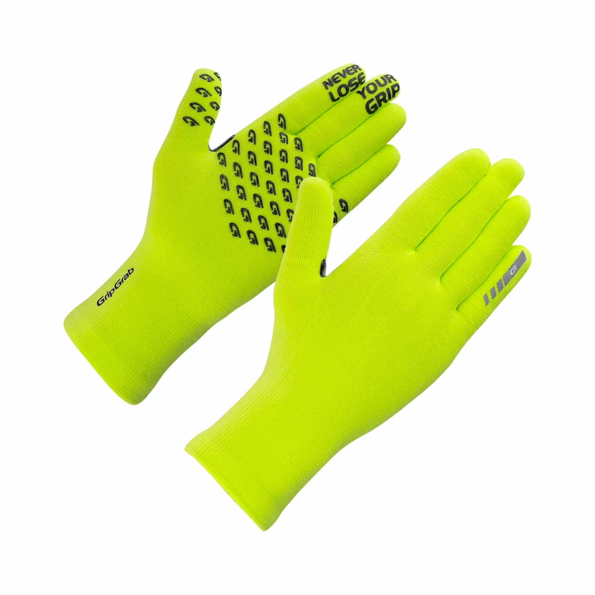 Waterproof Knitted Thermal Gloves-4
