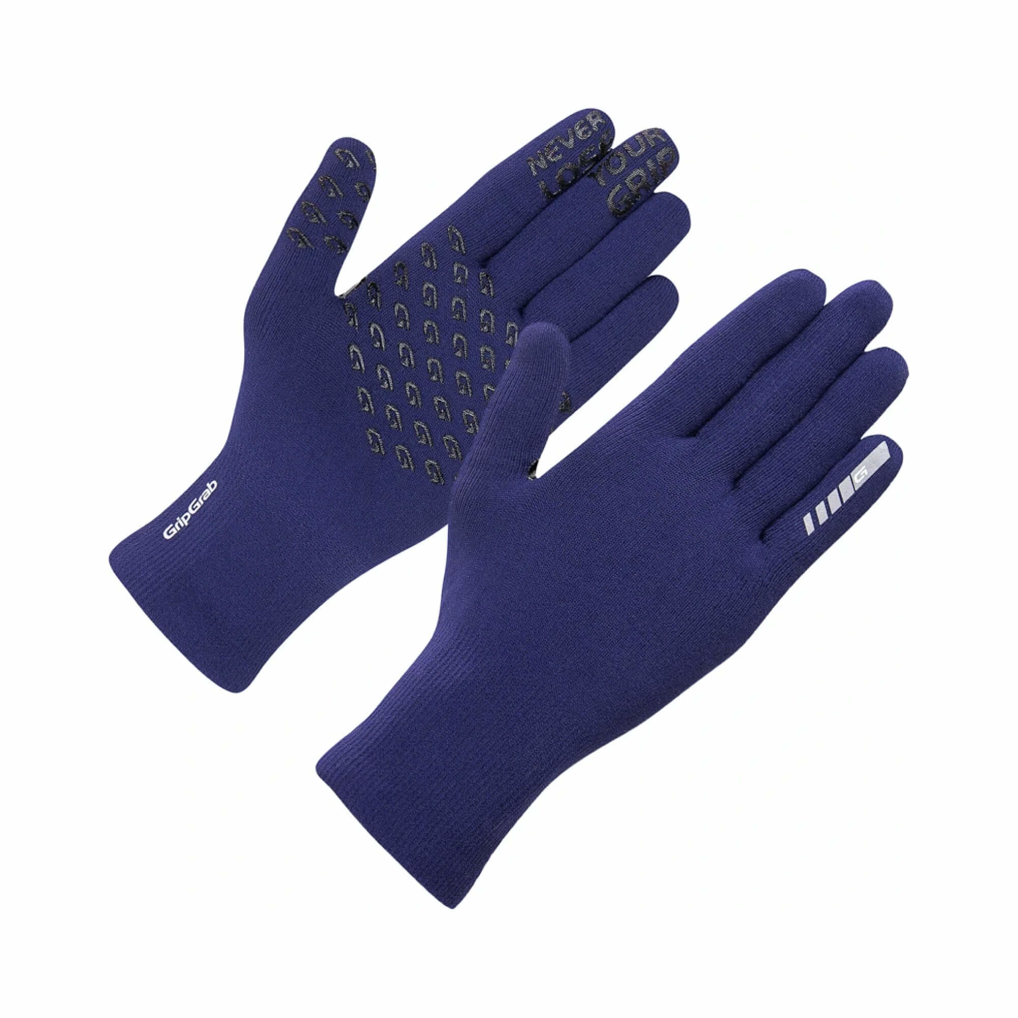 Waterproof Knitted Thermal Gloves-1